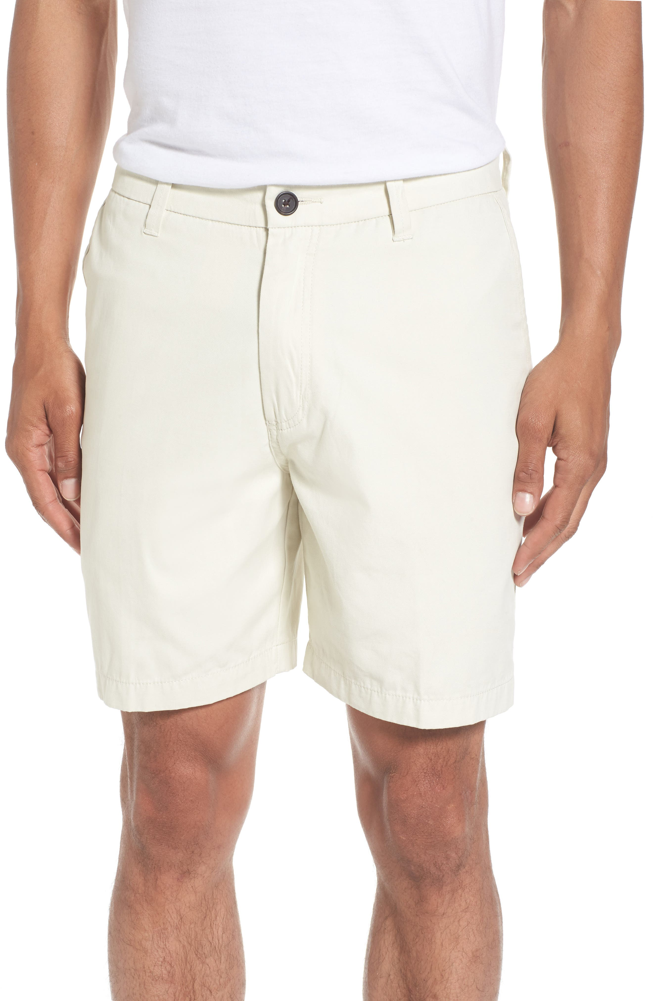 Main Image - Quiksilver Waterman Collection Shortie Chino Shorts