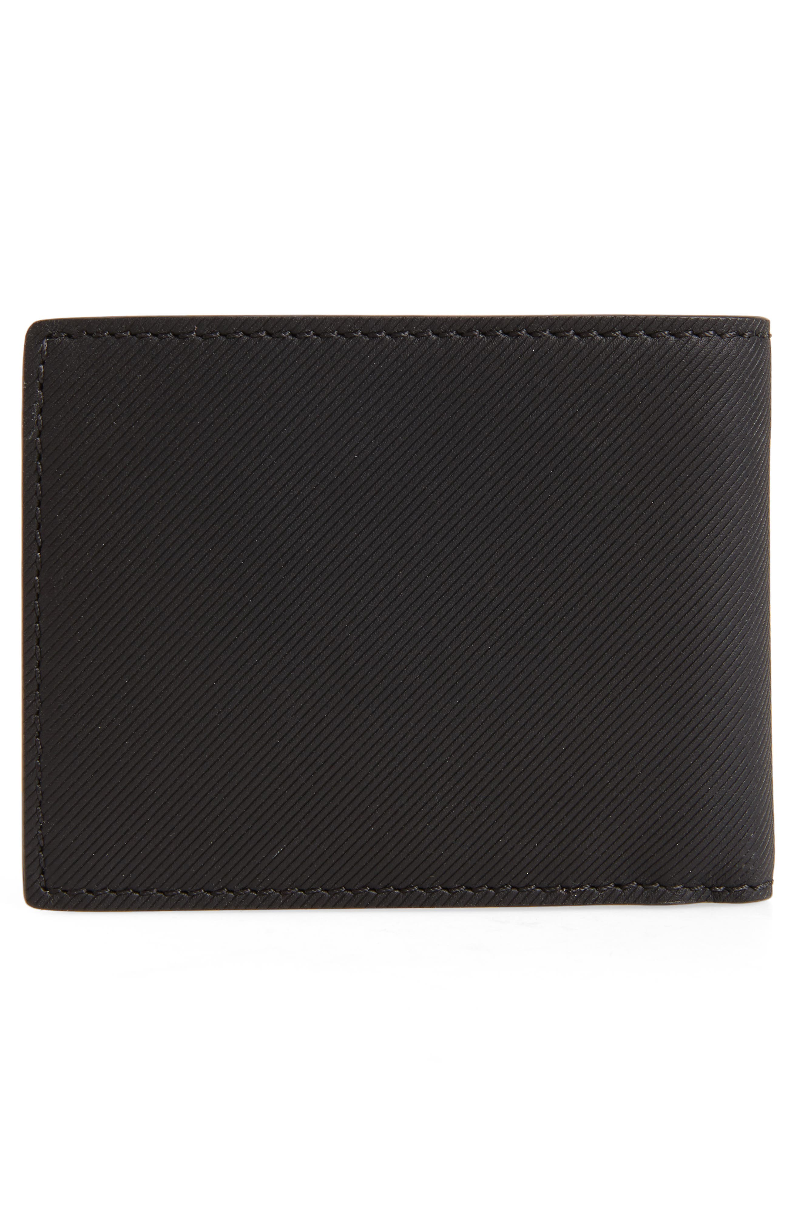 Alternate Image 3  - Burberry Leather Bifold Wallet