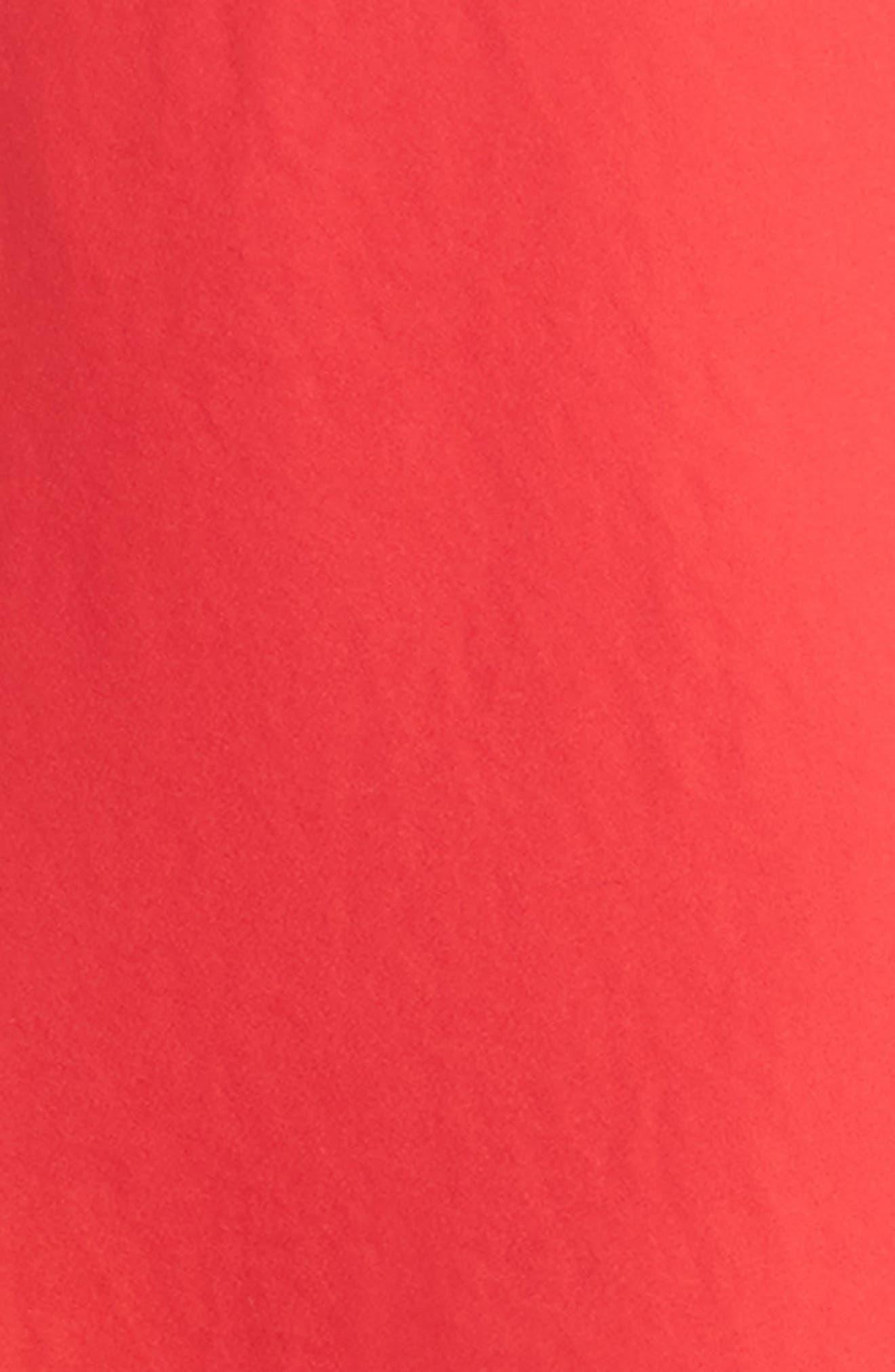 Alternate Image 5  - IRO Hamlin Asymmetrical High/Low Dress