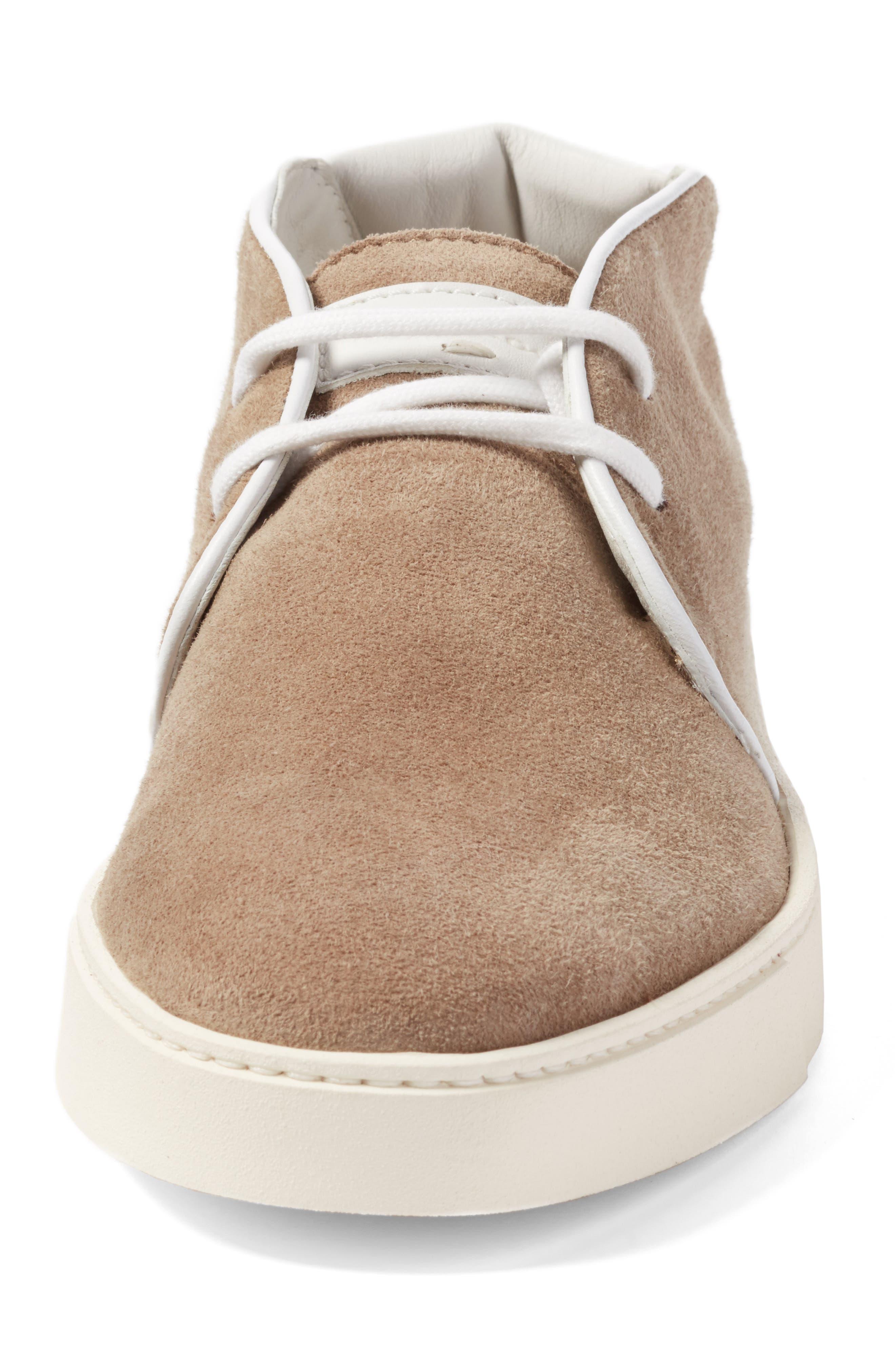 Alternate Image 4  - Santoni Huron Chukka Sneaker (Men)
