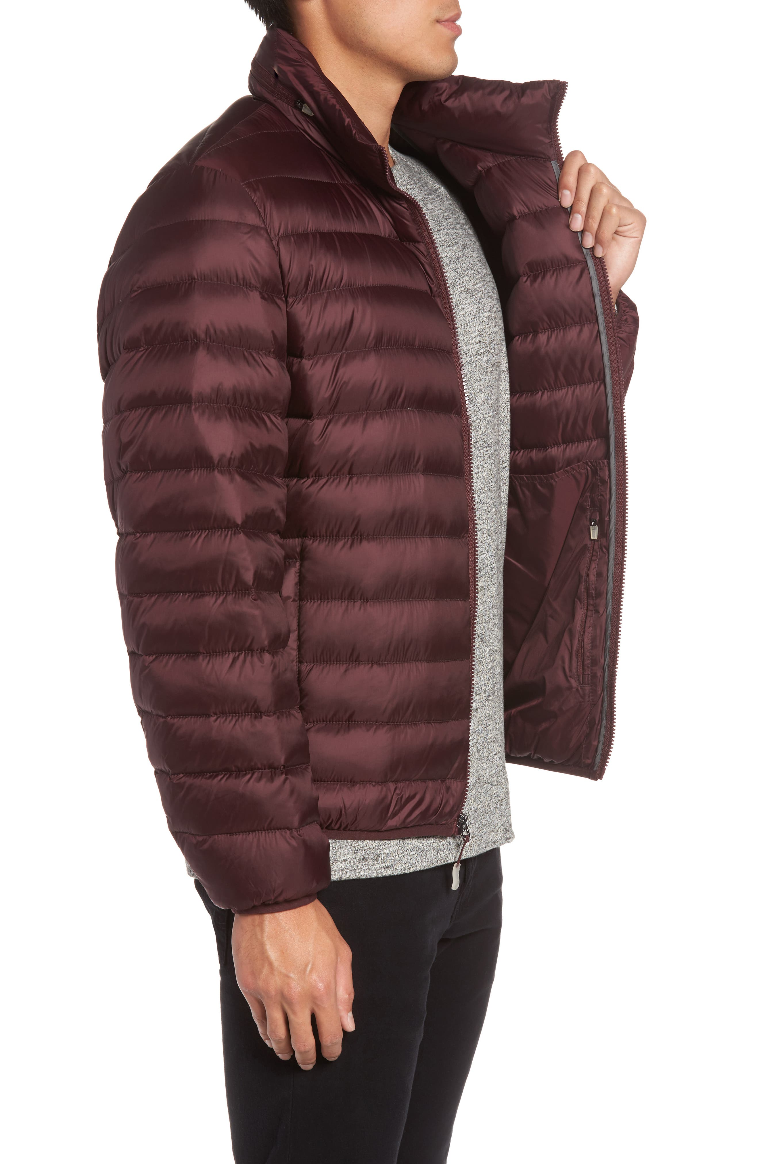 Alternate Image 3  - Tumi'Pax' PackableQuilted Jacket