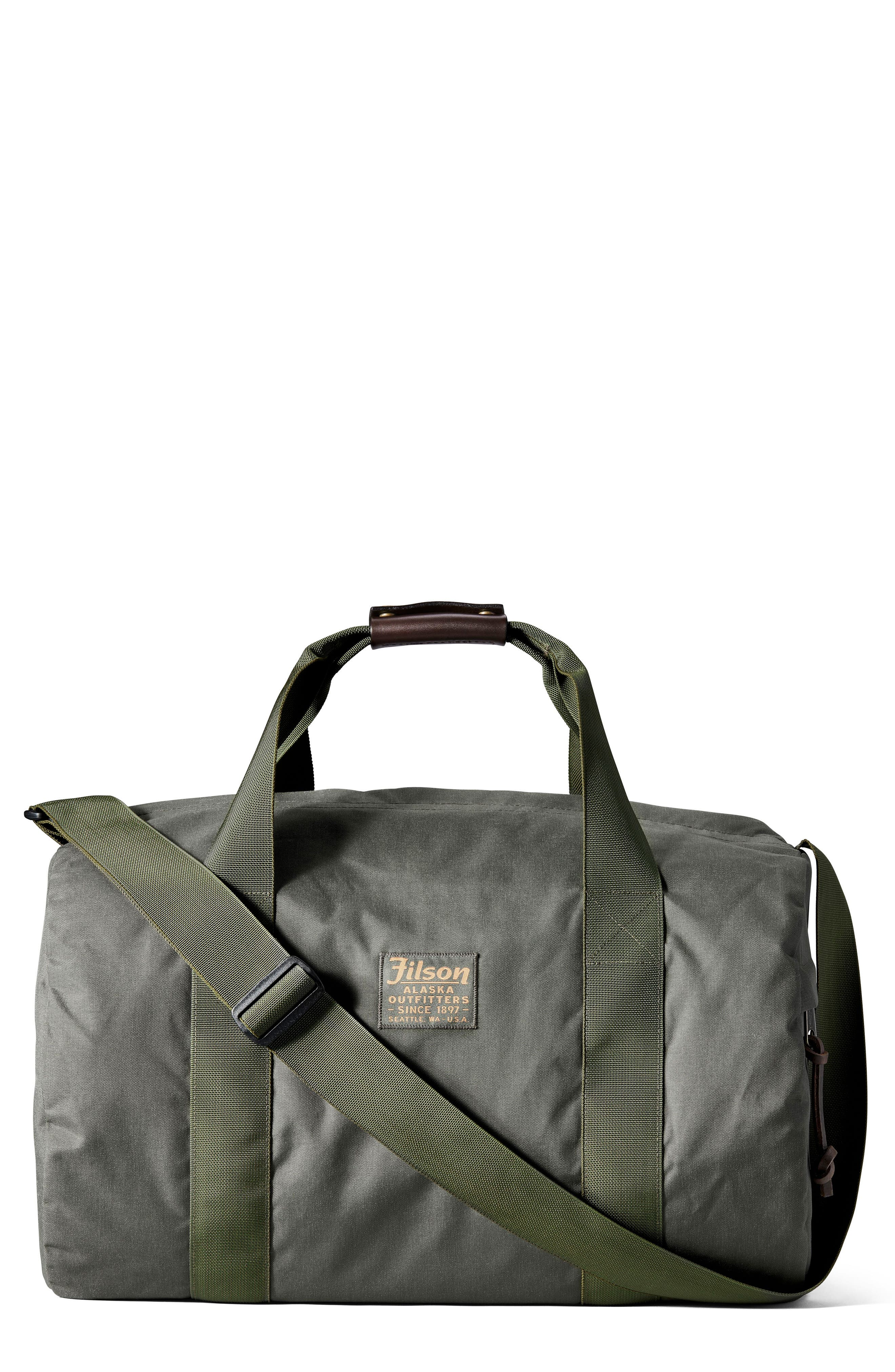 FILSON Barrel Duffel Bag