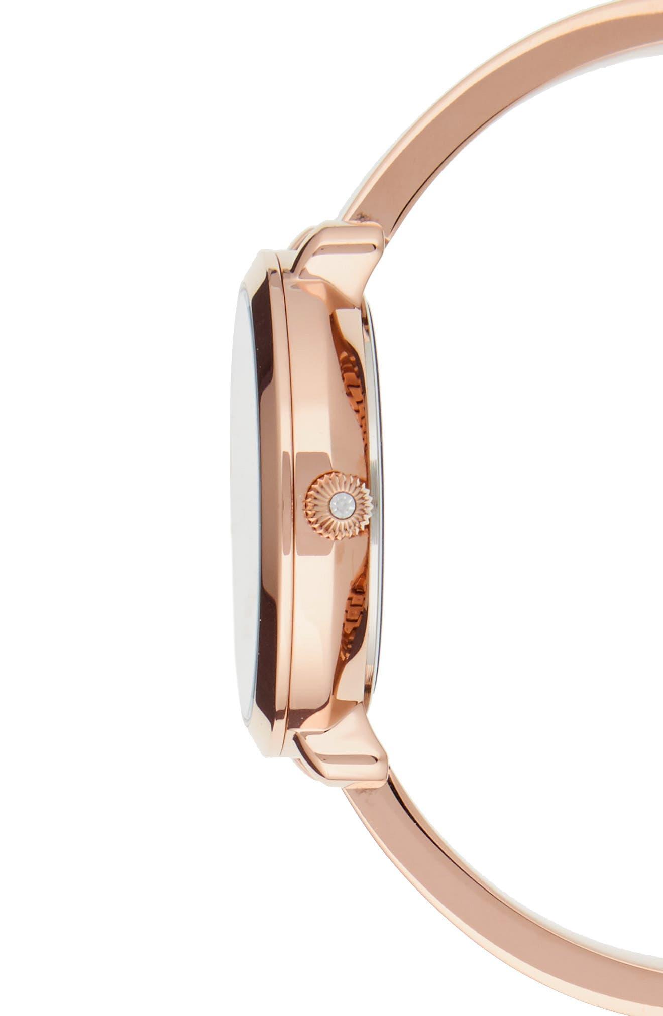 Alternate Image 3  - Ted Baker London Bree Bracelet Watch, 30mm