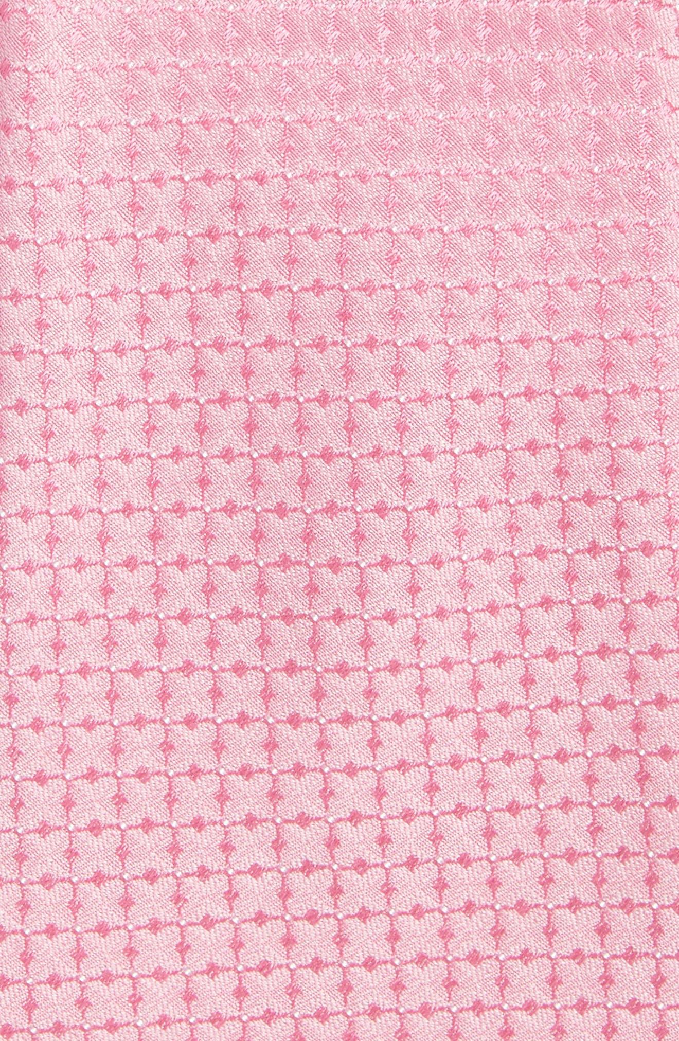Alternate Image 2  - Calibrate Gower Check Cotton & Silk Tie