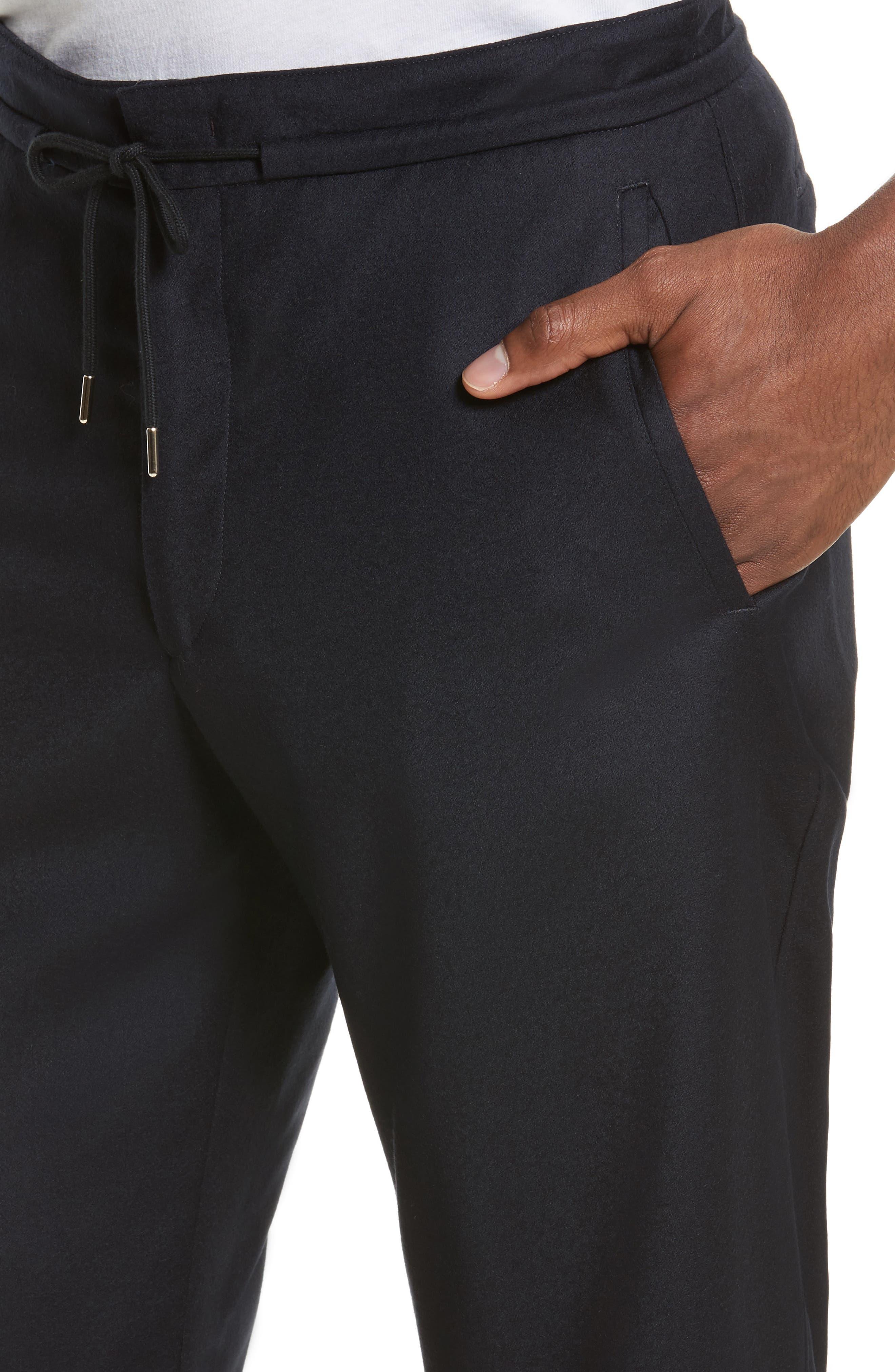 Alternate Image 5  - Paul Smith Drawstring Trousers