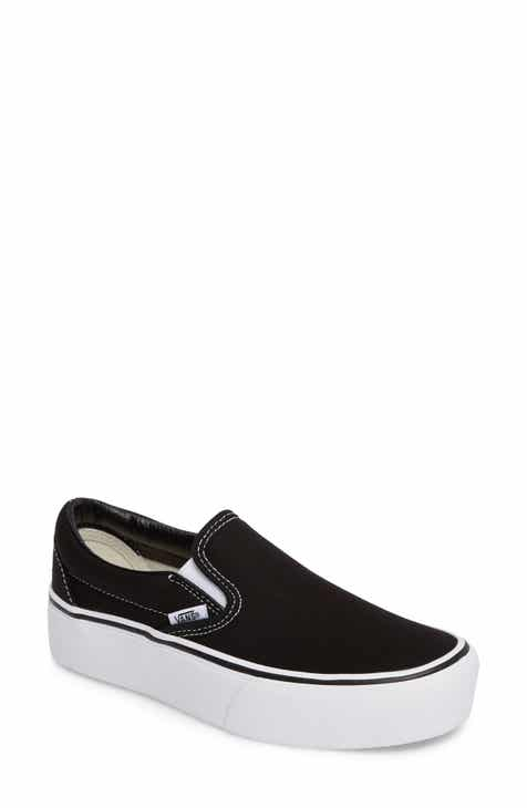 Vans Platform Slip-On Sneaker (Women) d486069cf