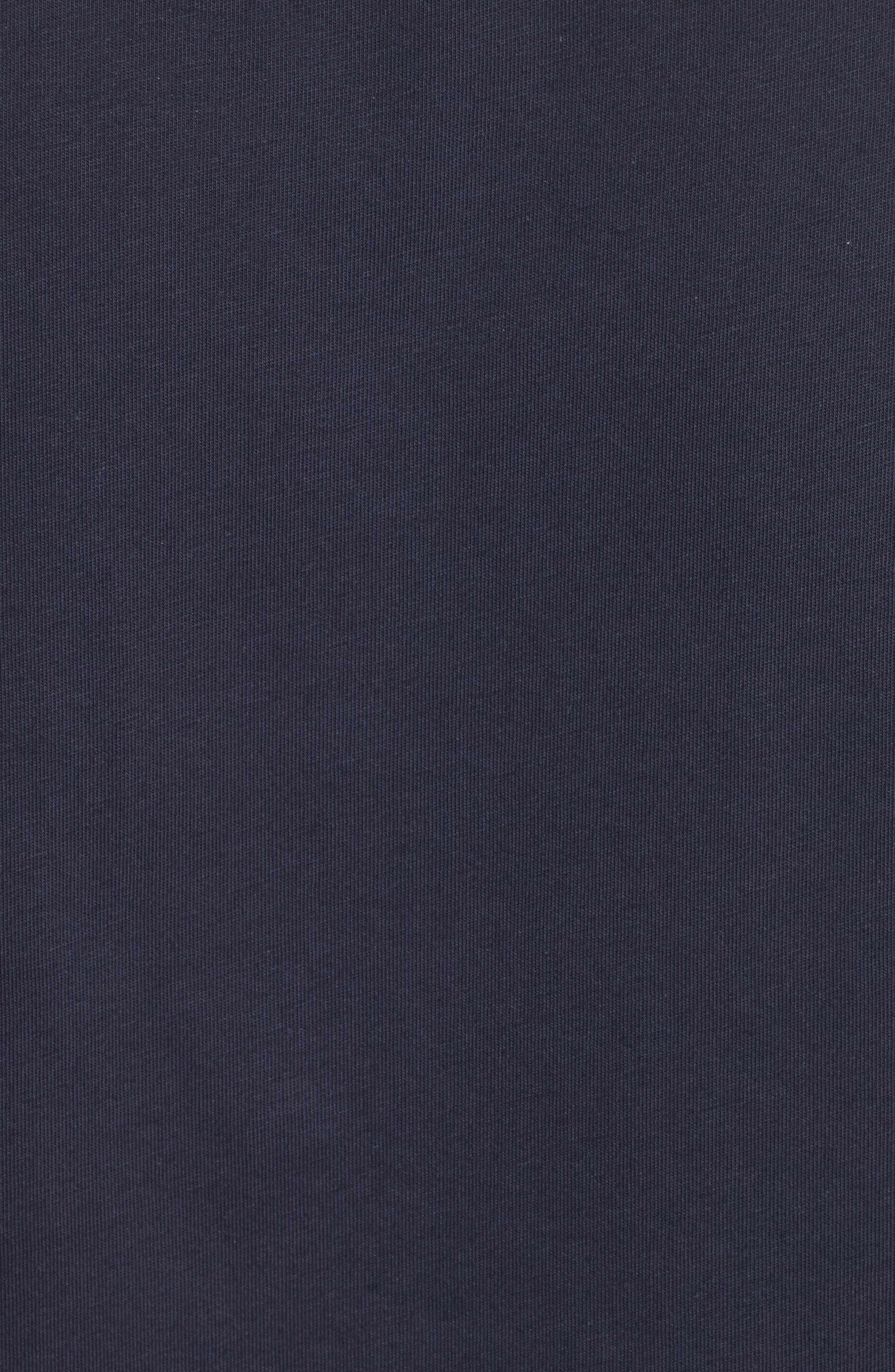 Alternate Image 3  - Burberry Covelas Ruffle Sleeve Tee
