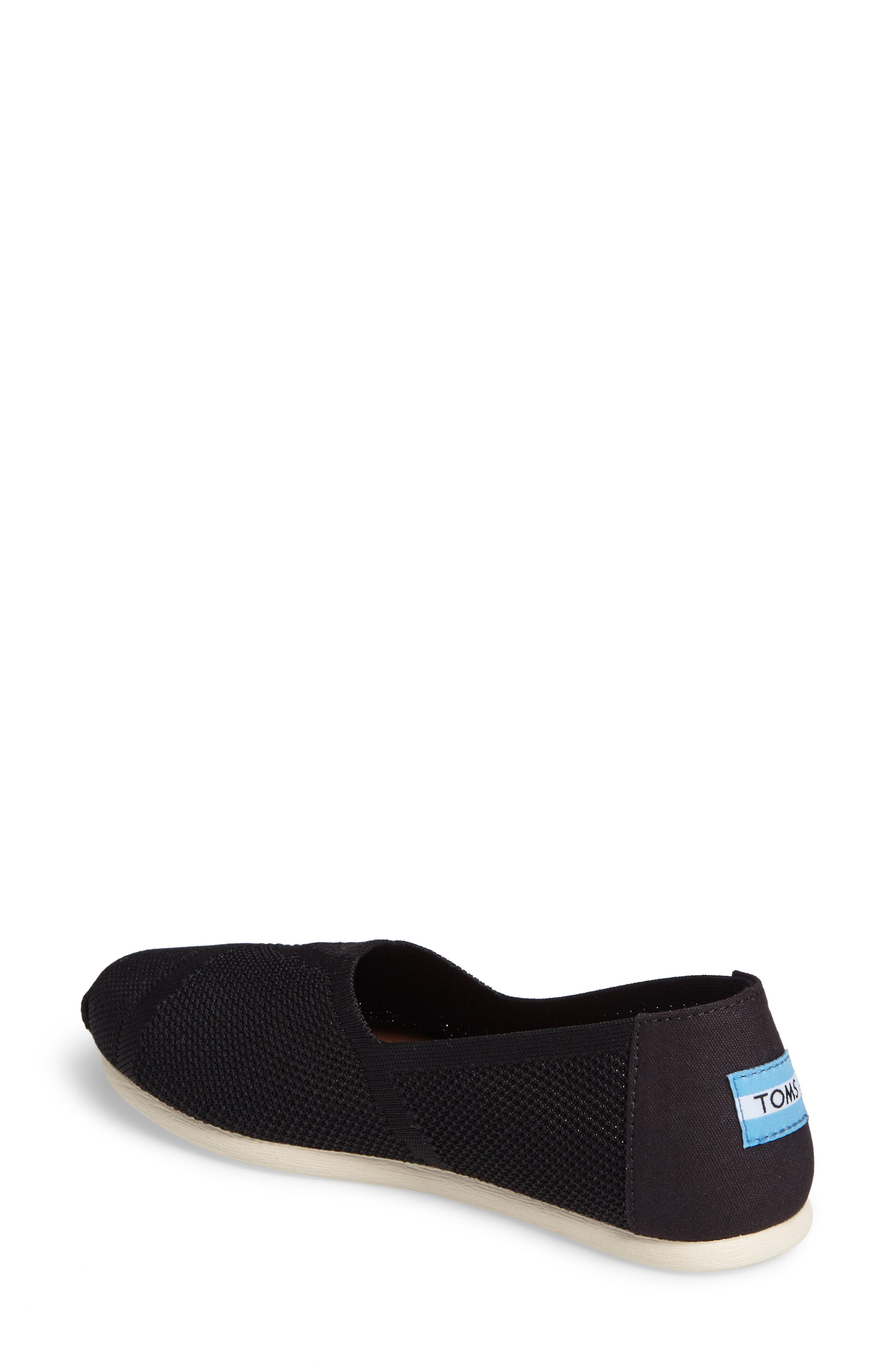 Alternate Image 2  - TOMS Alpargata Knit Slip-On (Women)