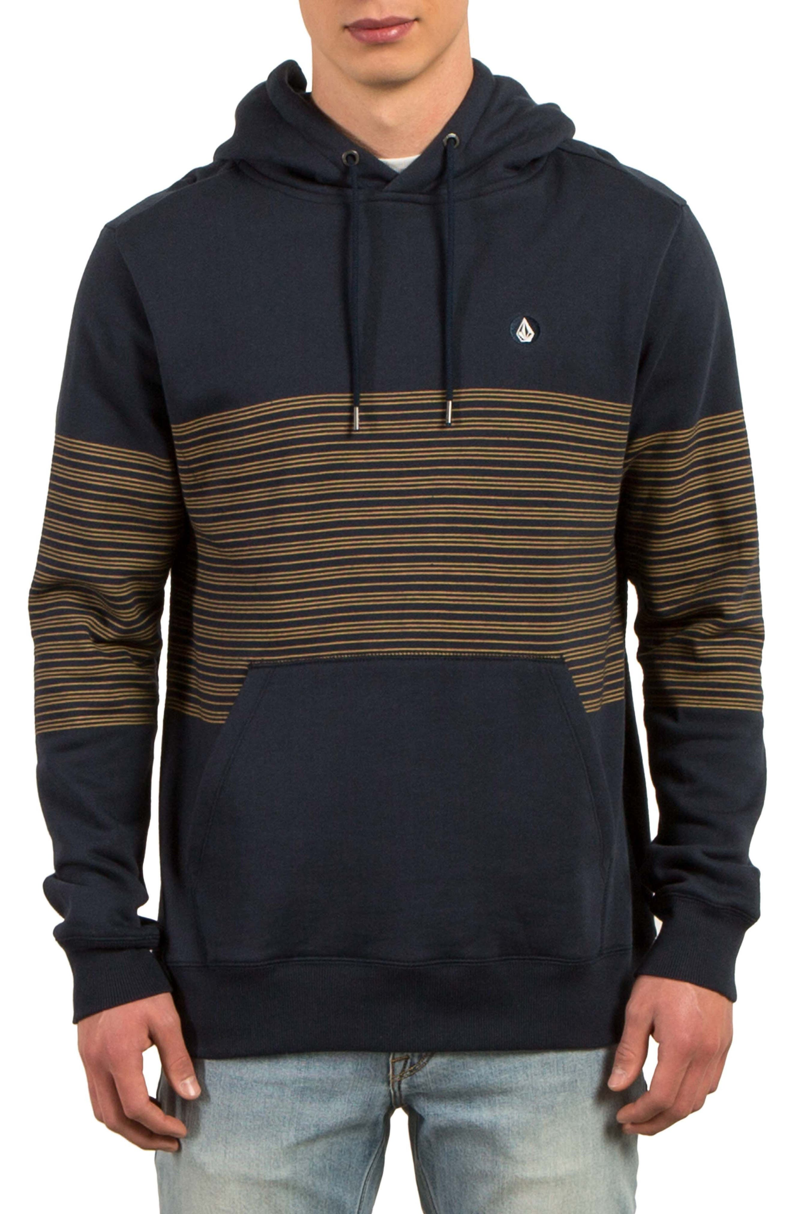 Threezy Hoodie,                             Main thumbnail 1, color,                             Navy