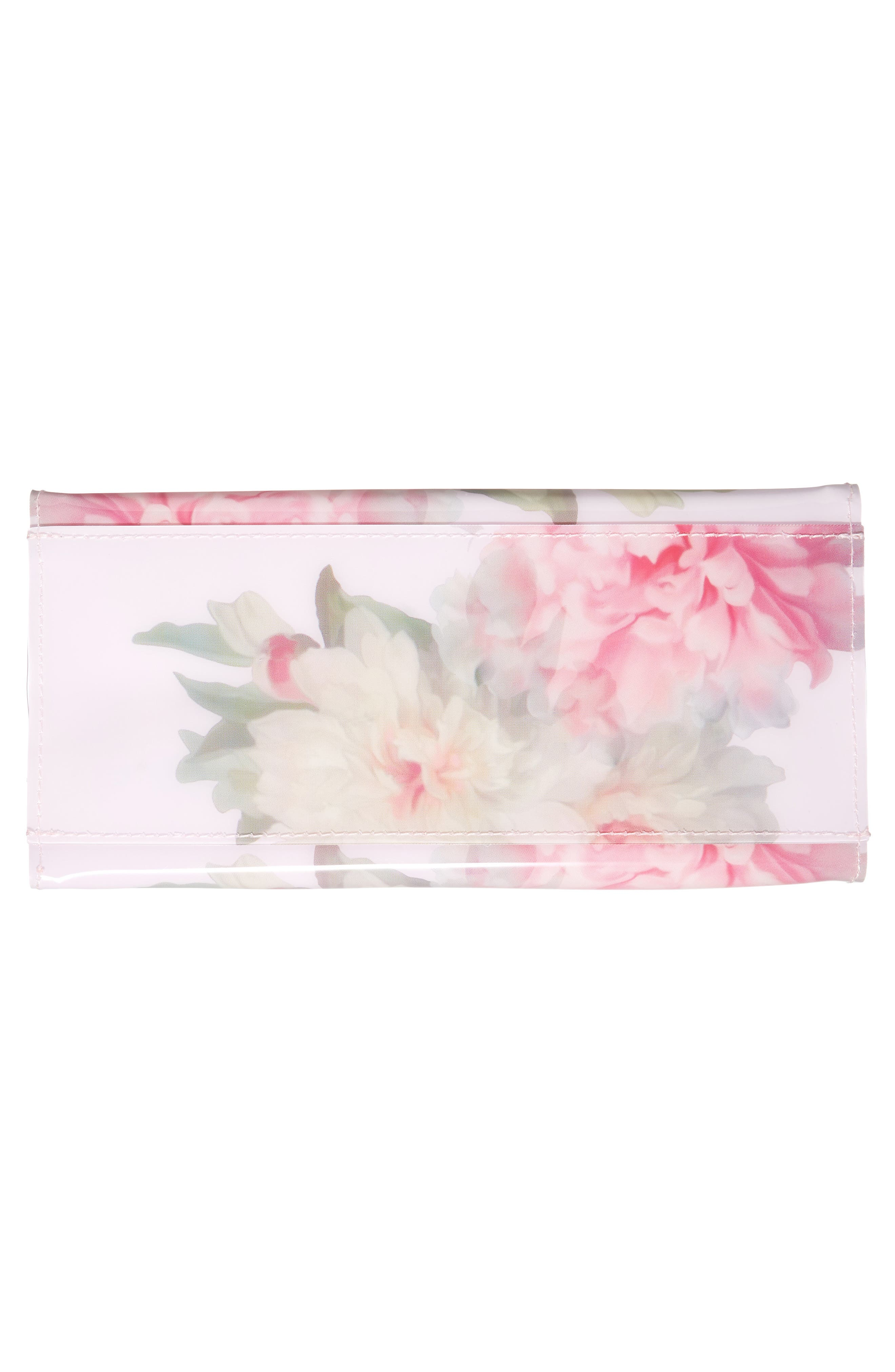 Alternate Image 5  - Ted Baker London Painted Posie Small Icon Bag