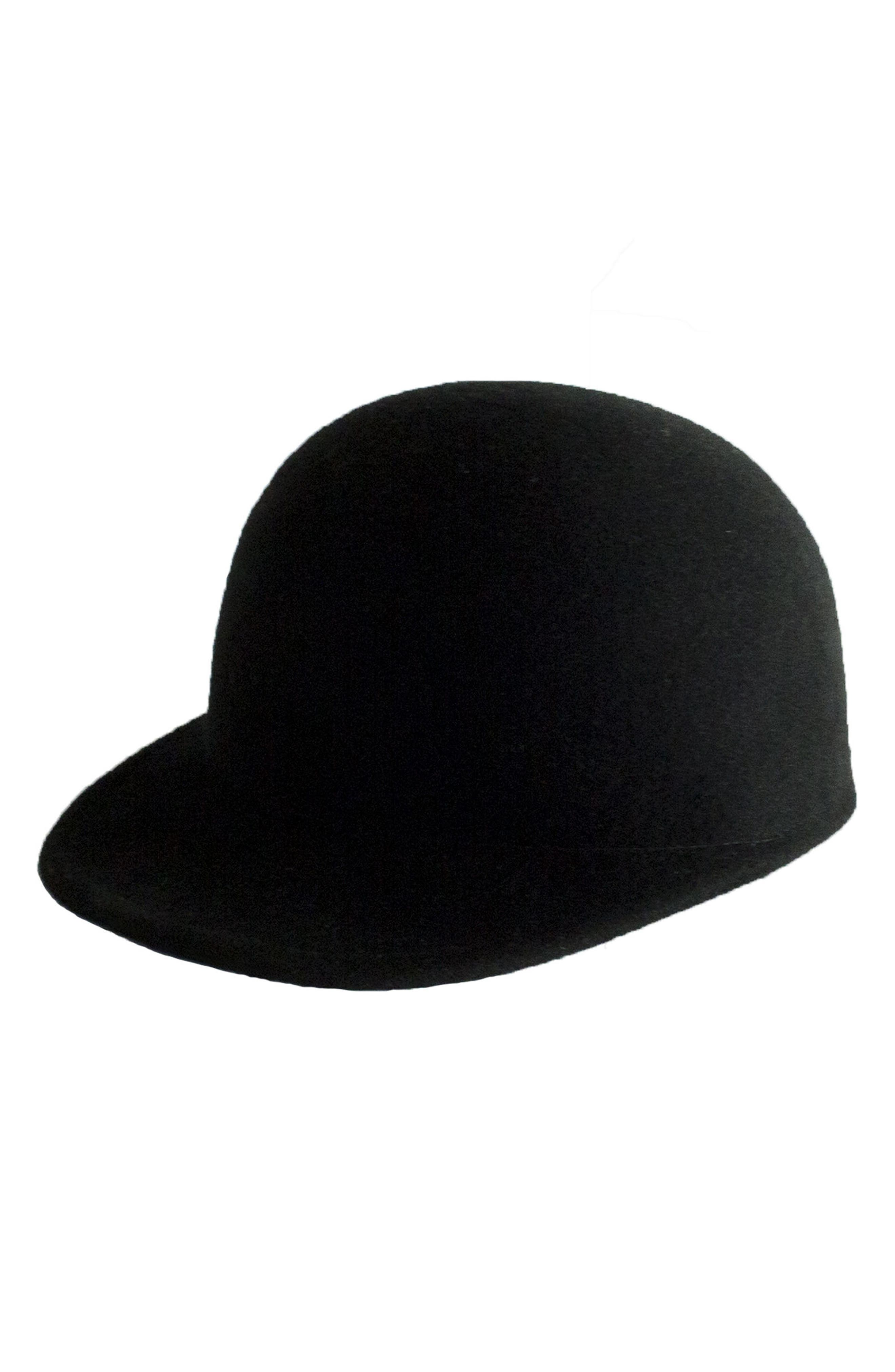 Parker Wool Hat,                         Main,                         color, Black