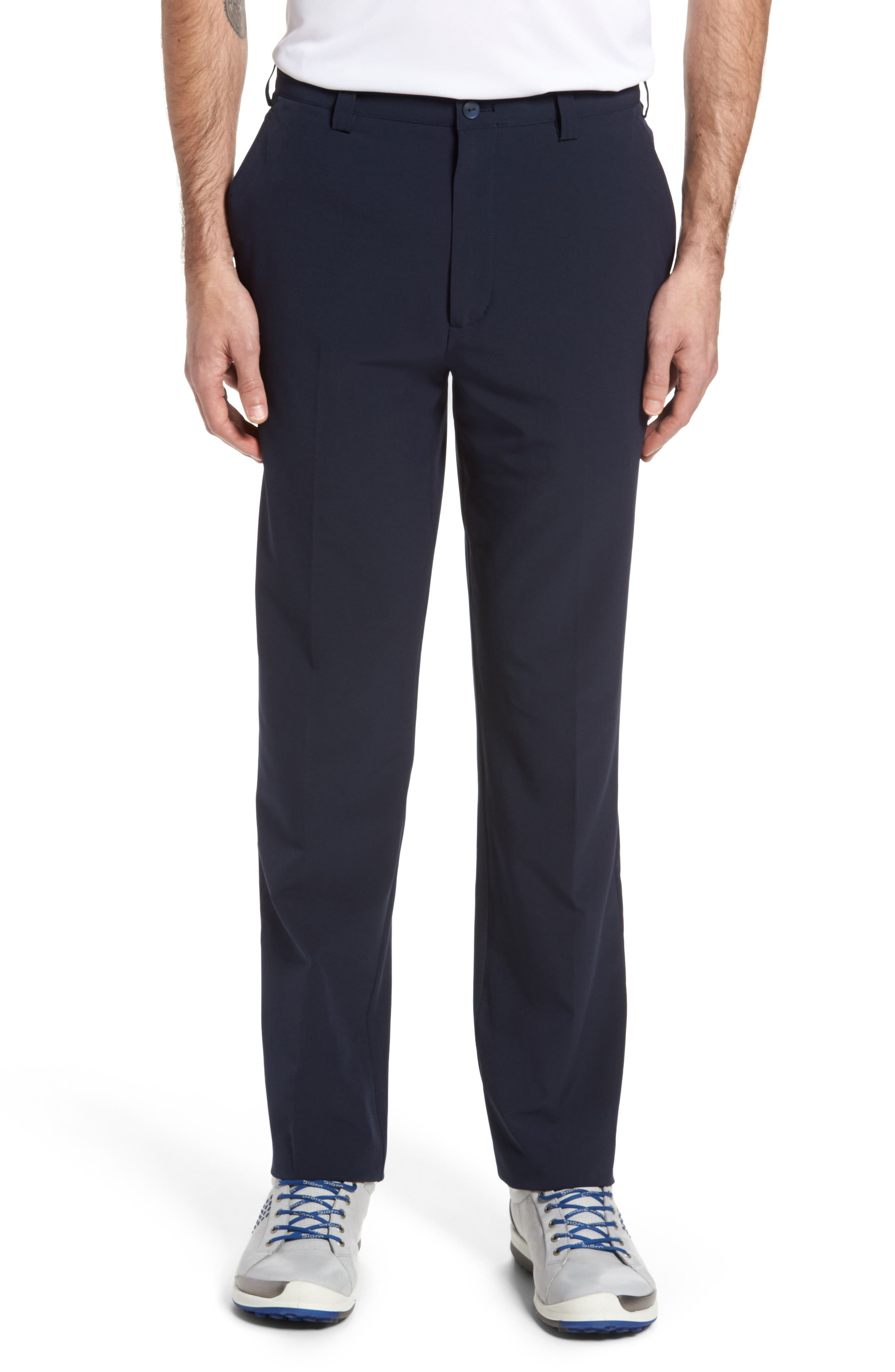DryTec Chinos,                         Main,                         color, Navy Blue
