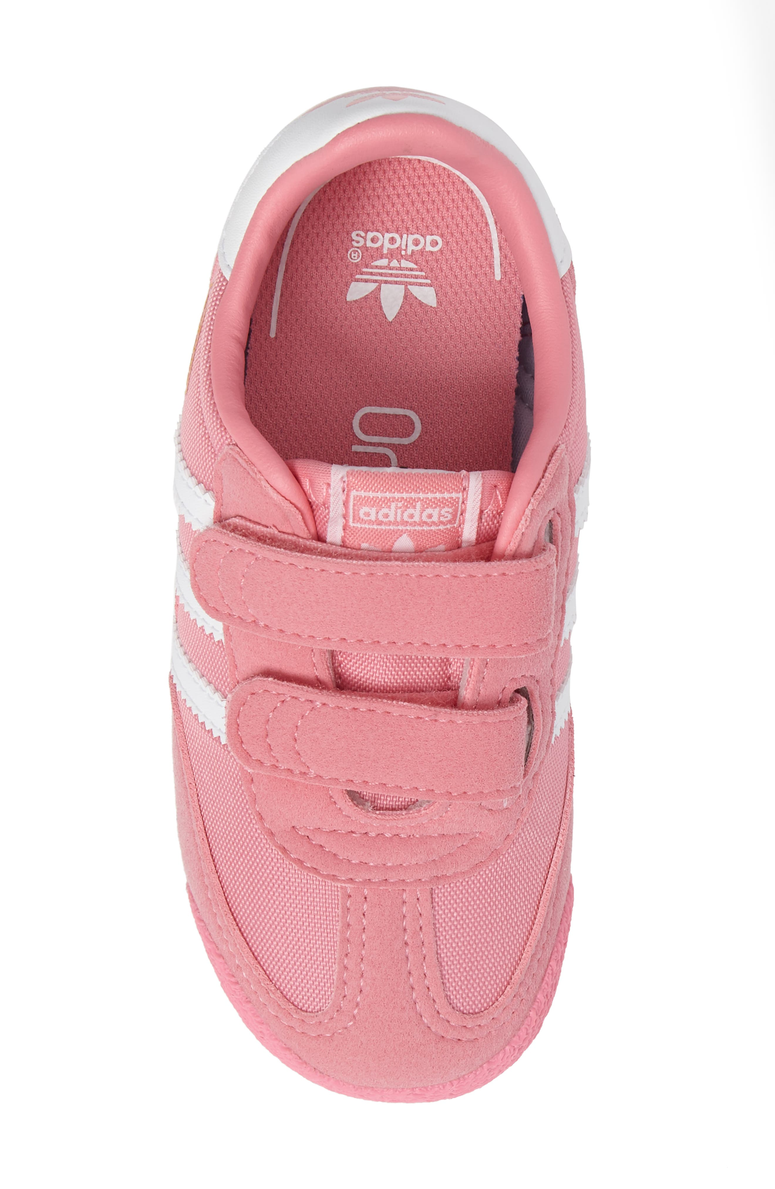 Dragon OG CF Athletic Shoe,                             Alternate thumbnail 5, color,                             Easy Pink/ White