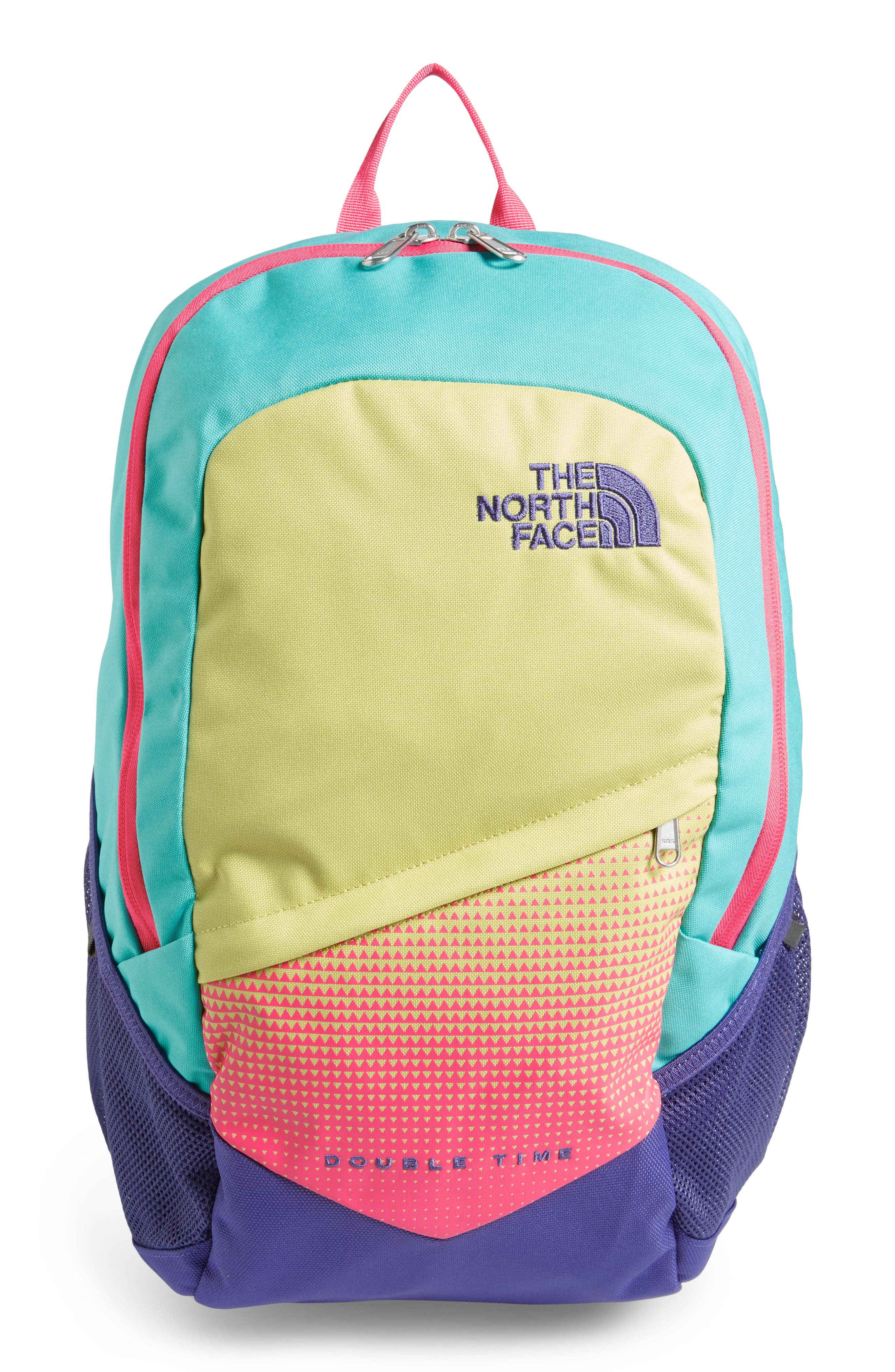 Main Image - The North Face 'Double Time' Backpack (Kids)