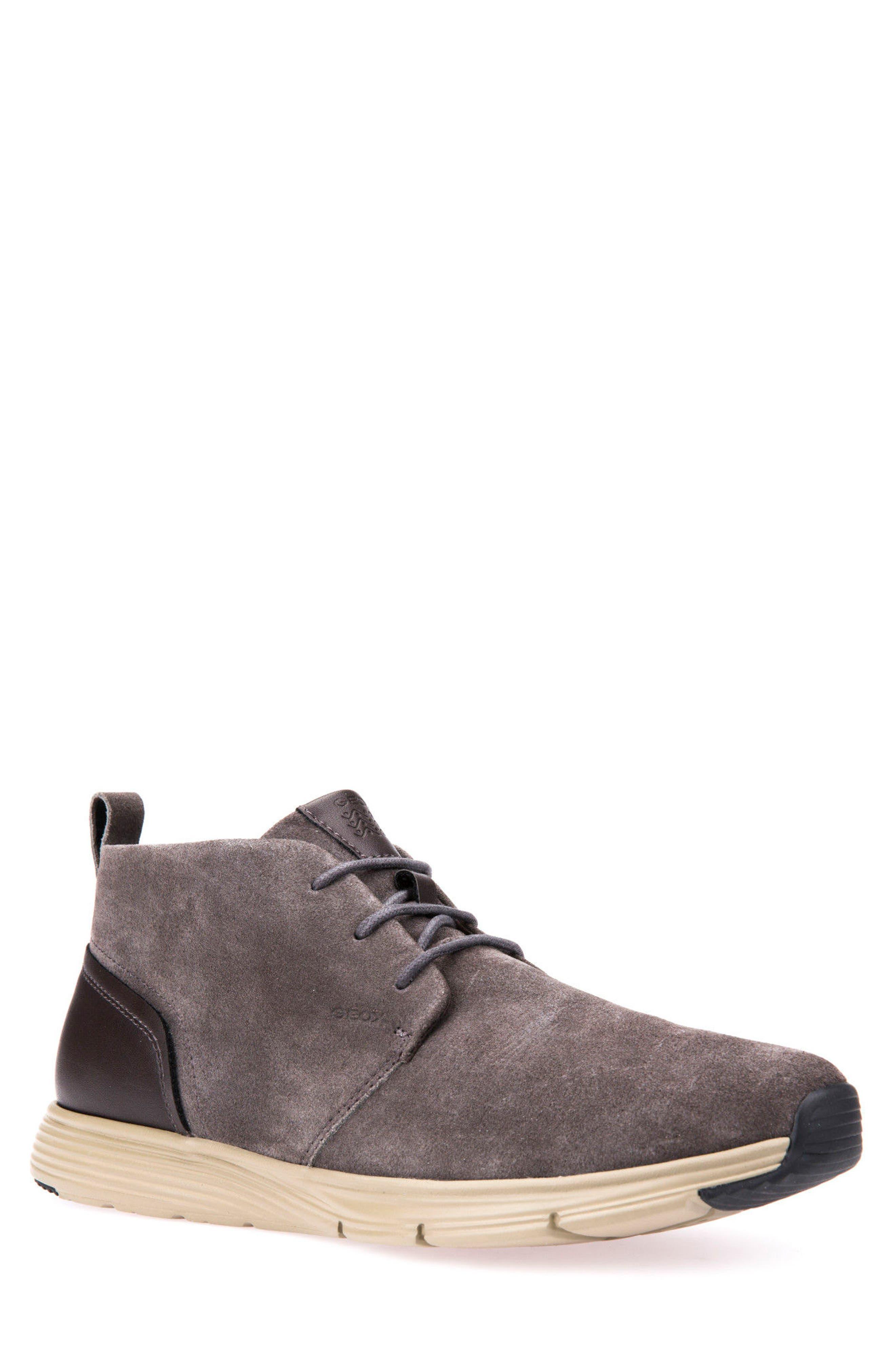 Geox Snapish 6 Mid-Top Sneaker (Men)