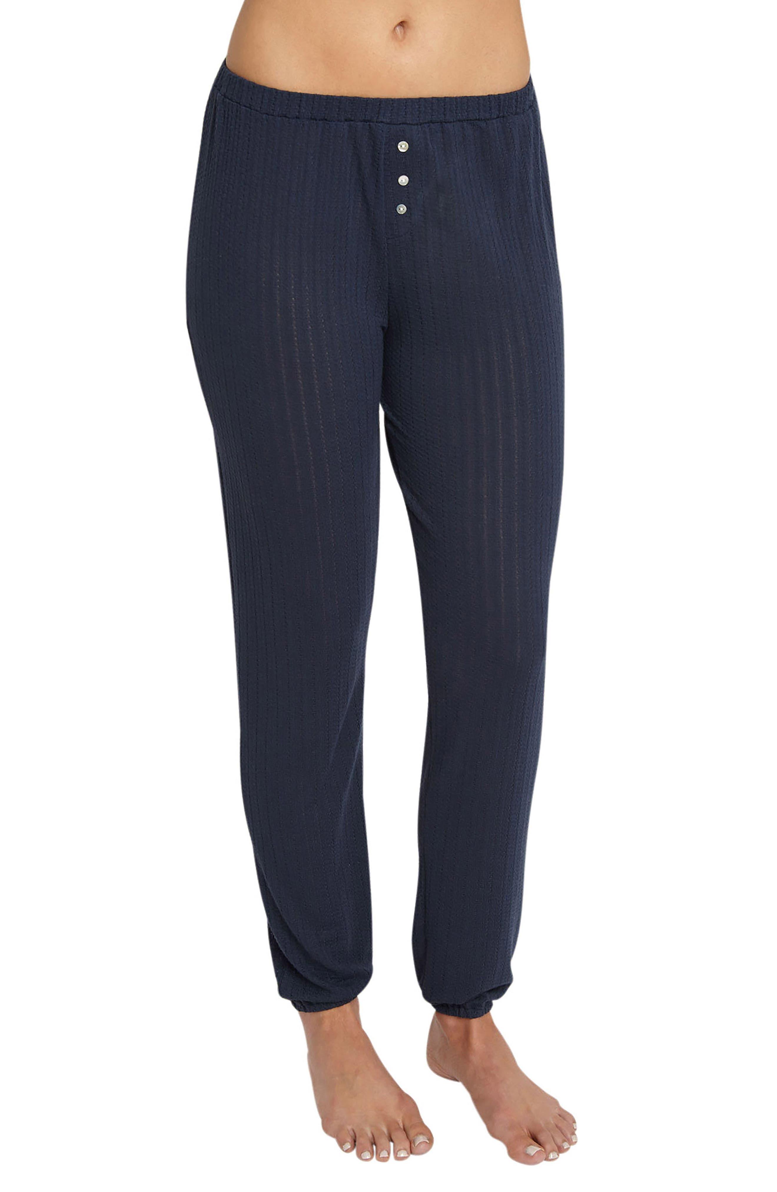 Alternate Image 1 Selected - Eberjey Blue Nights Baxter Pants
