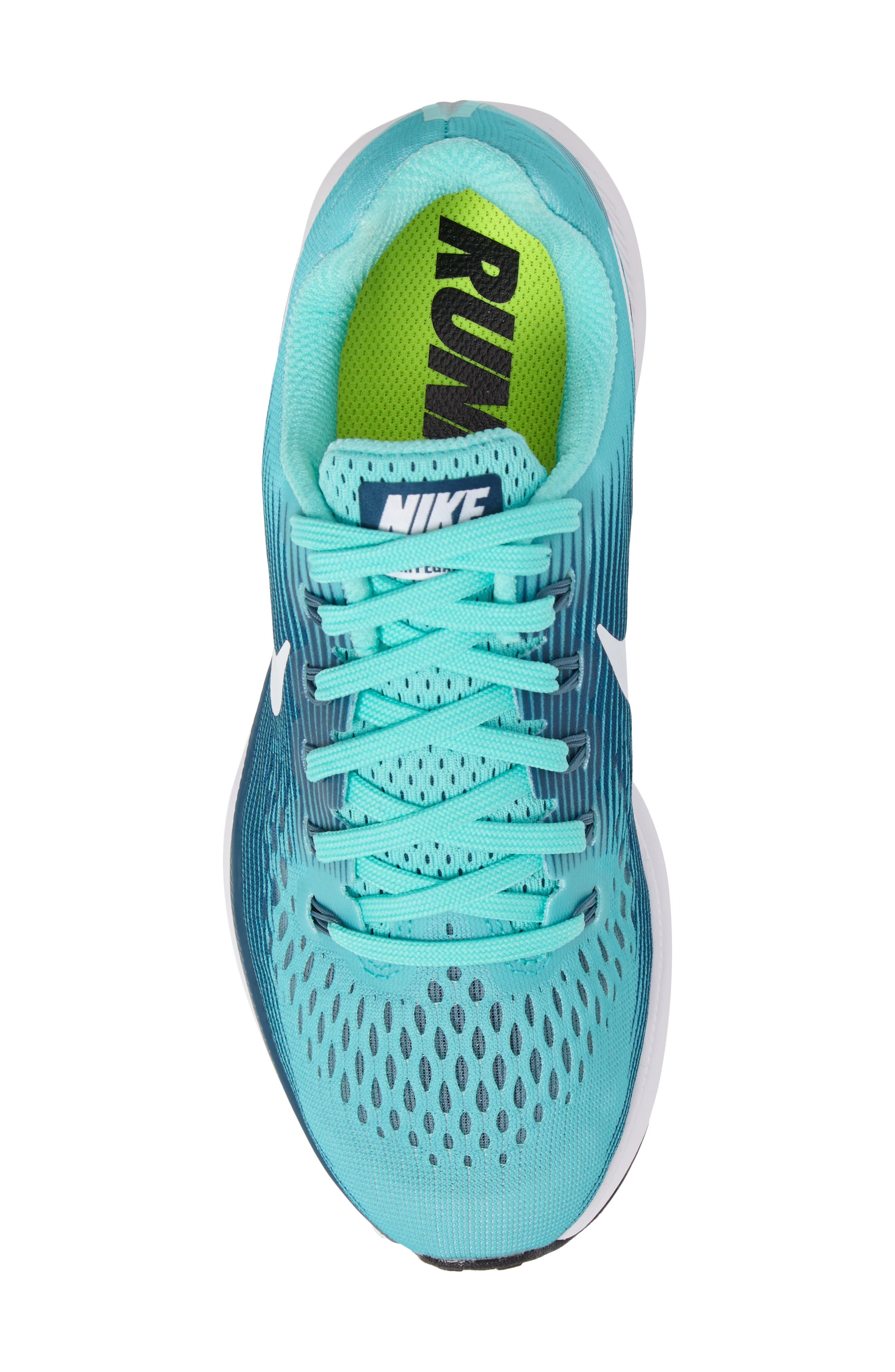 Alternate Image 5  - Nike Air Zoom Pegasus 34 Running Shoe (Women)