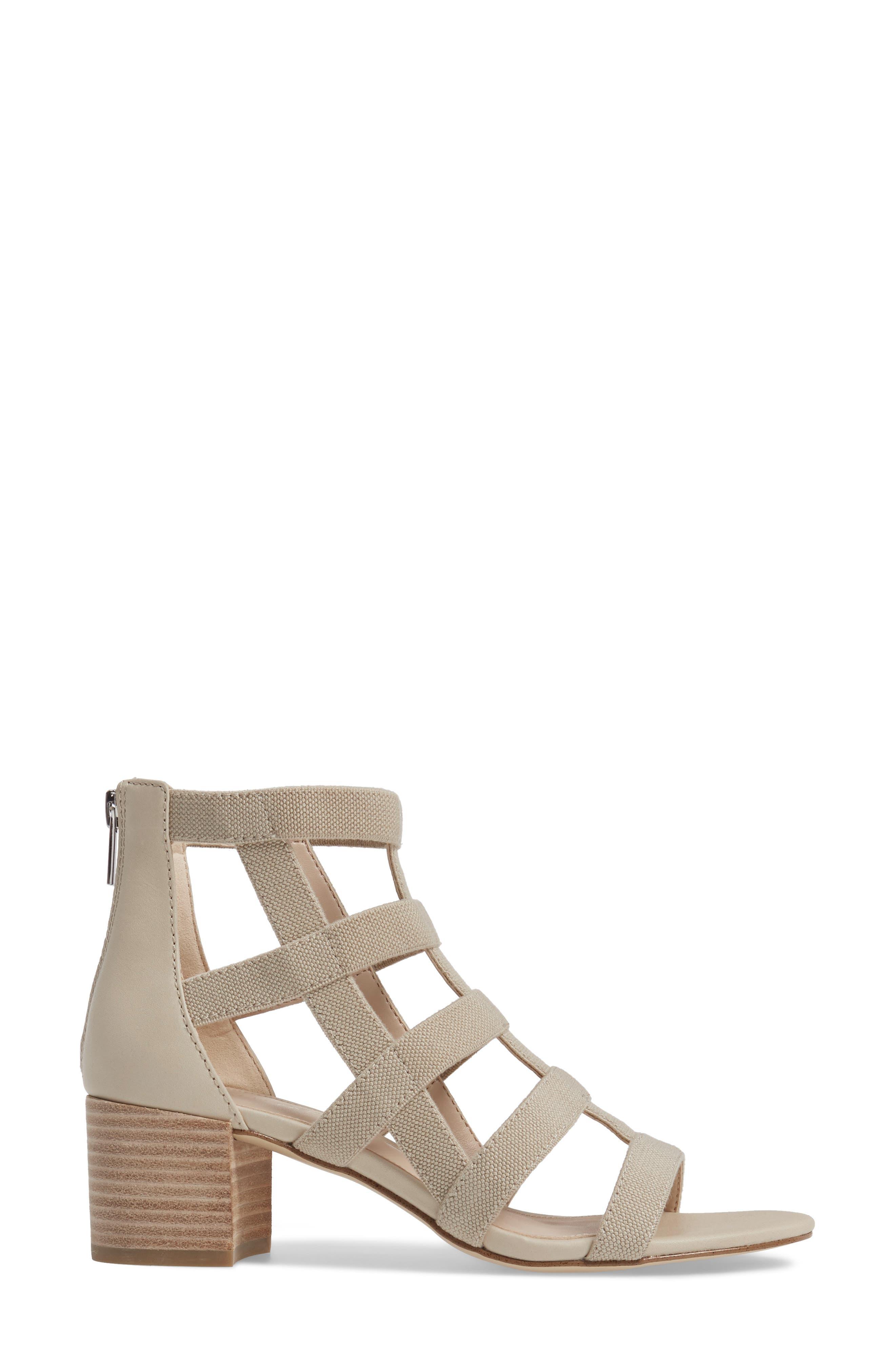 Alternate Image 3  - Pelle Moda Unkar Block Heel Sandal (Women)