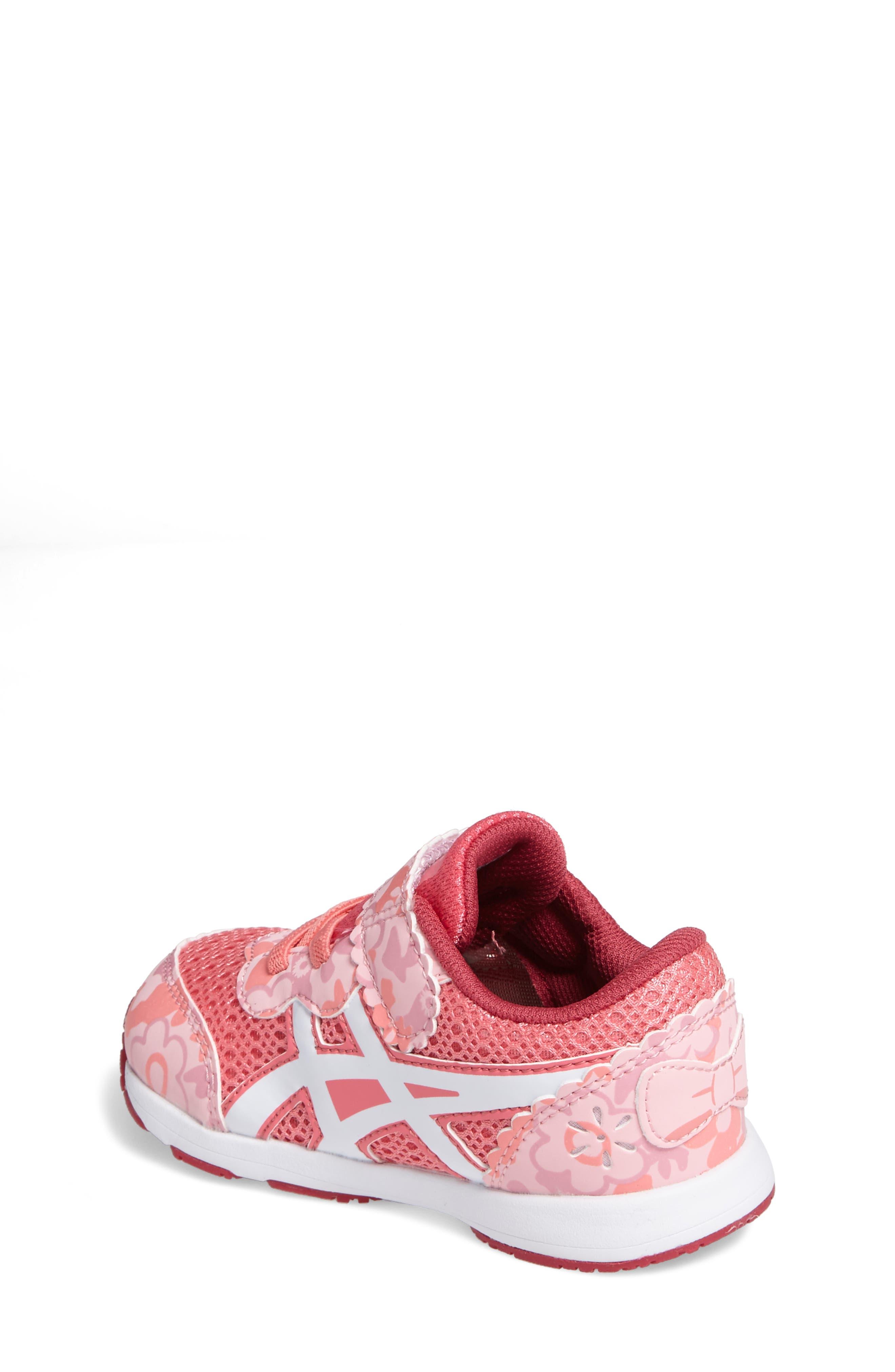 Alternate Image 2  - ASICS® School Yard TS Sneaker (Baby, Walker & Toddler)