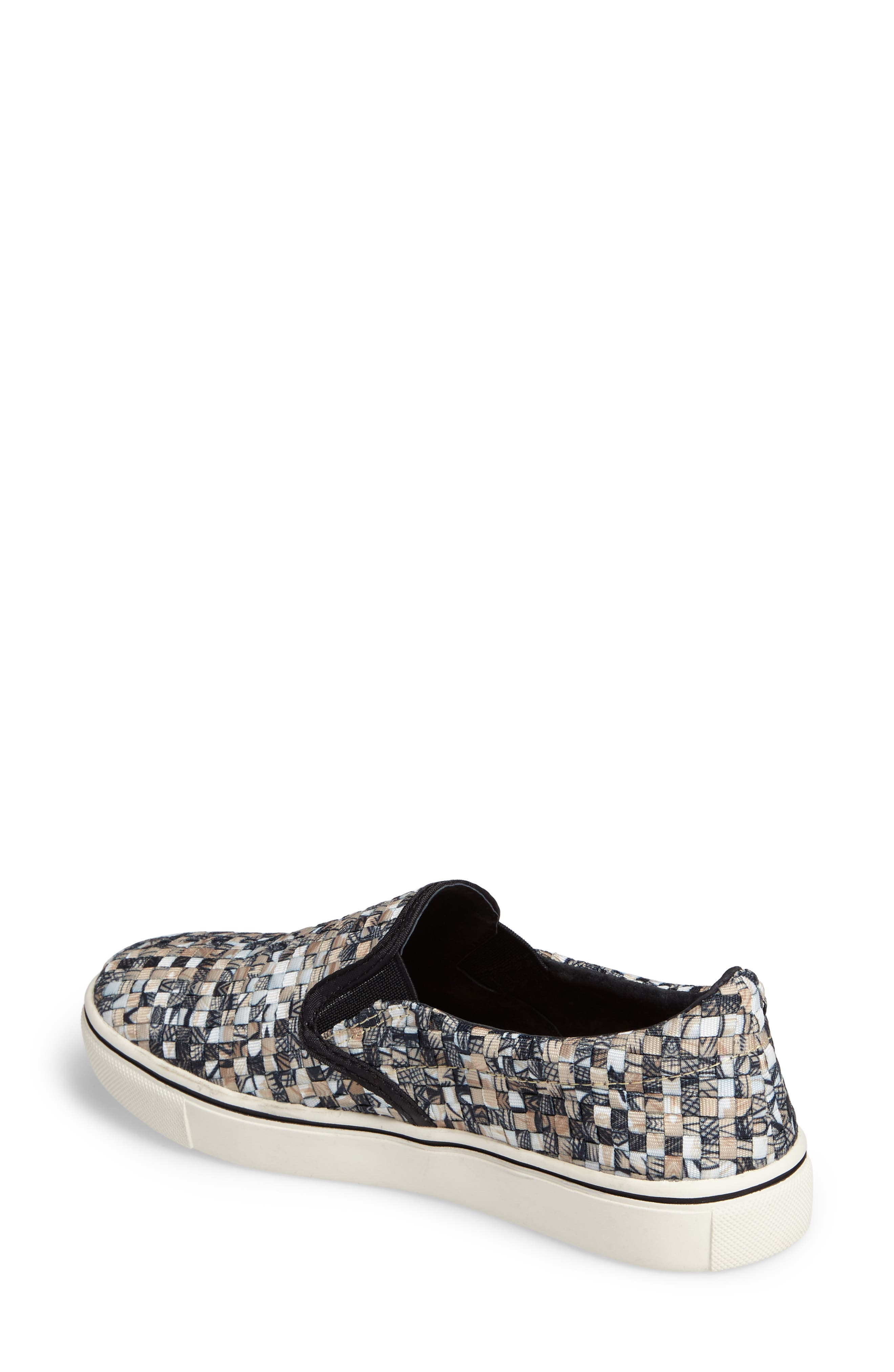 Alternate Image 2  - bernie mev. 'Verona' Slip-On Sneaker (Women)