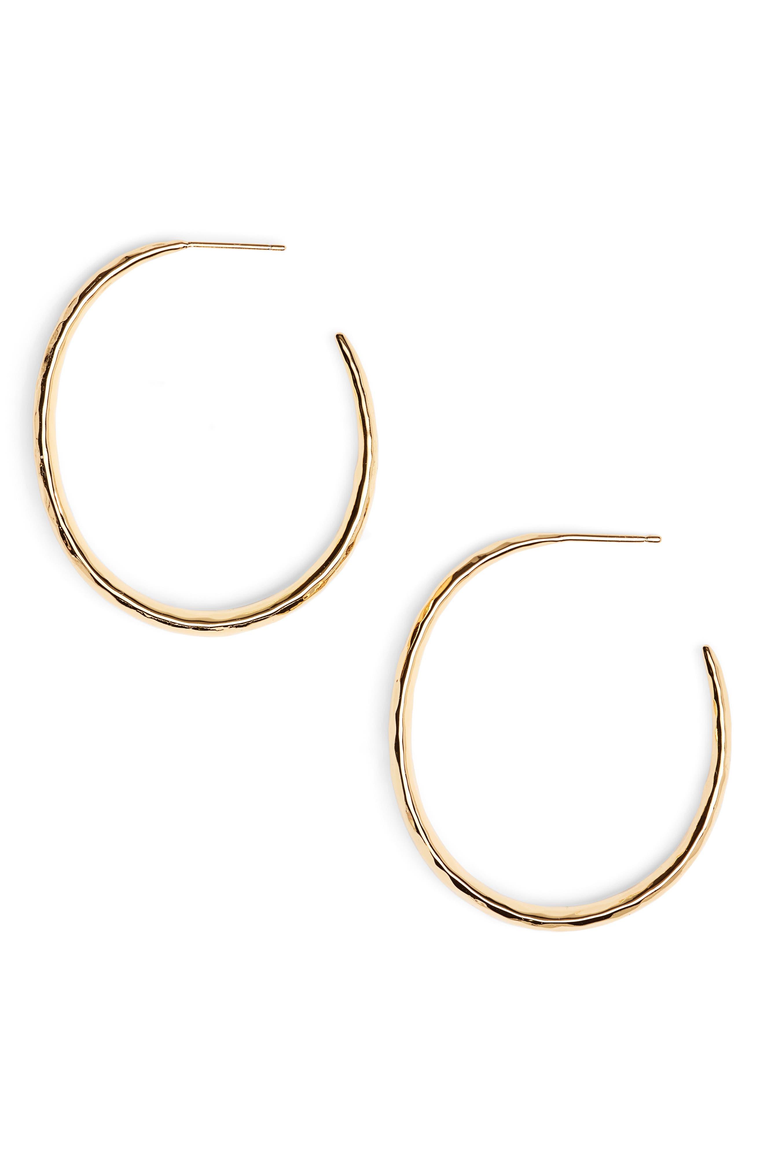 gorjana Nora Hoop Earrings
