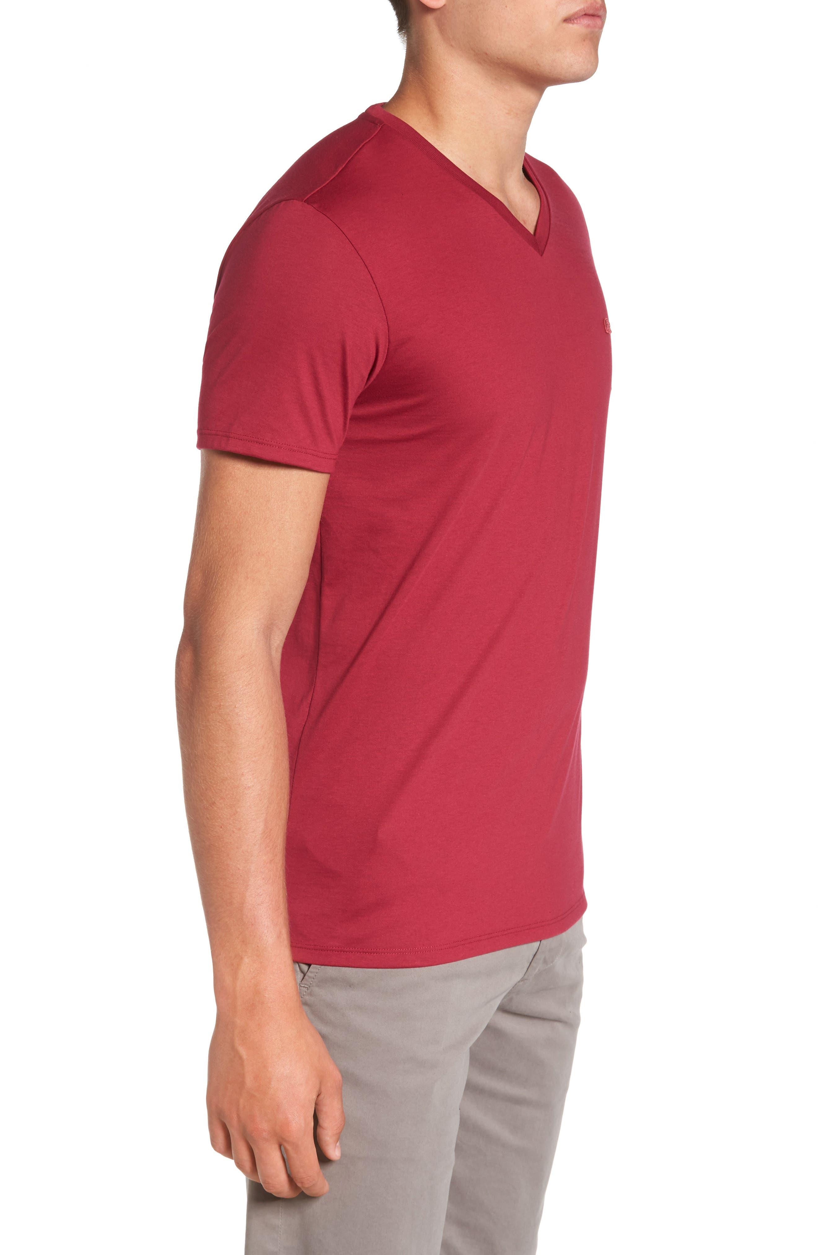 Alternate Image 3  - Lacoste Pima Cotton T-Shirt