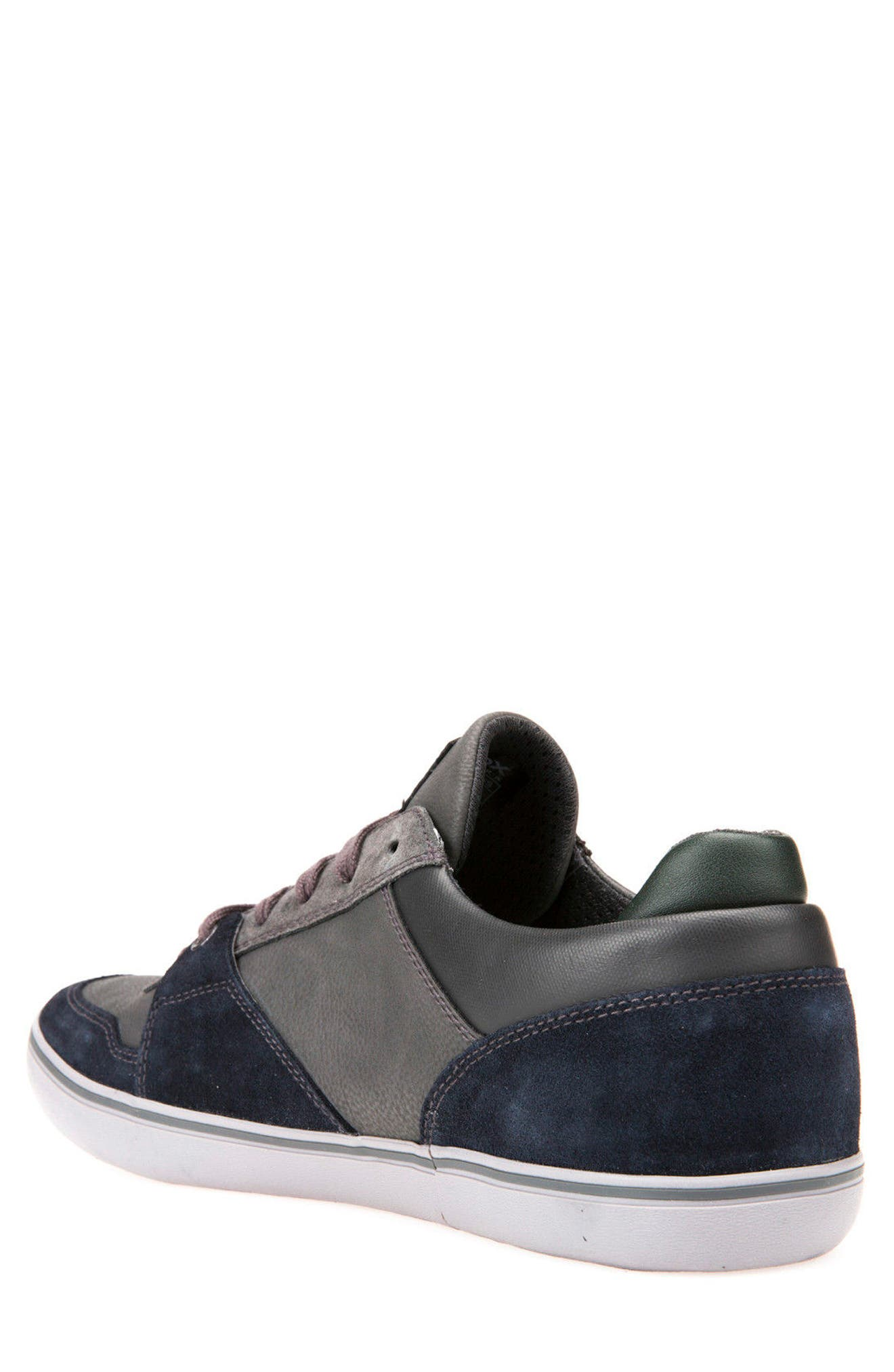Box 26 Low Top Sneaker,                             Alternate thumbnail 2, color,                             Navy/ Anthracite