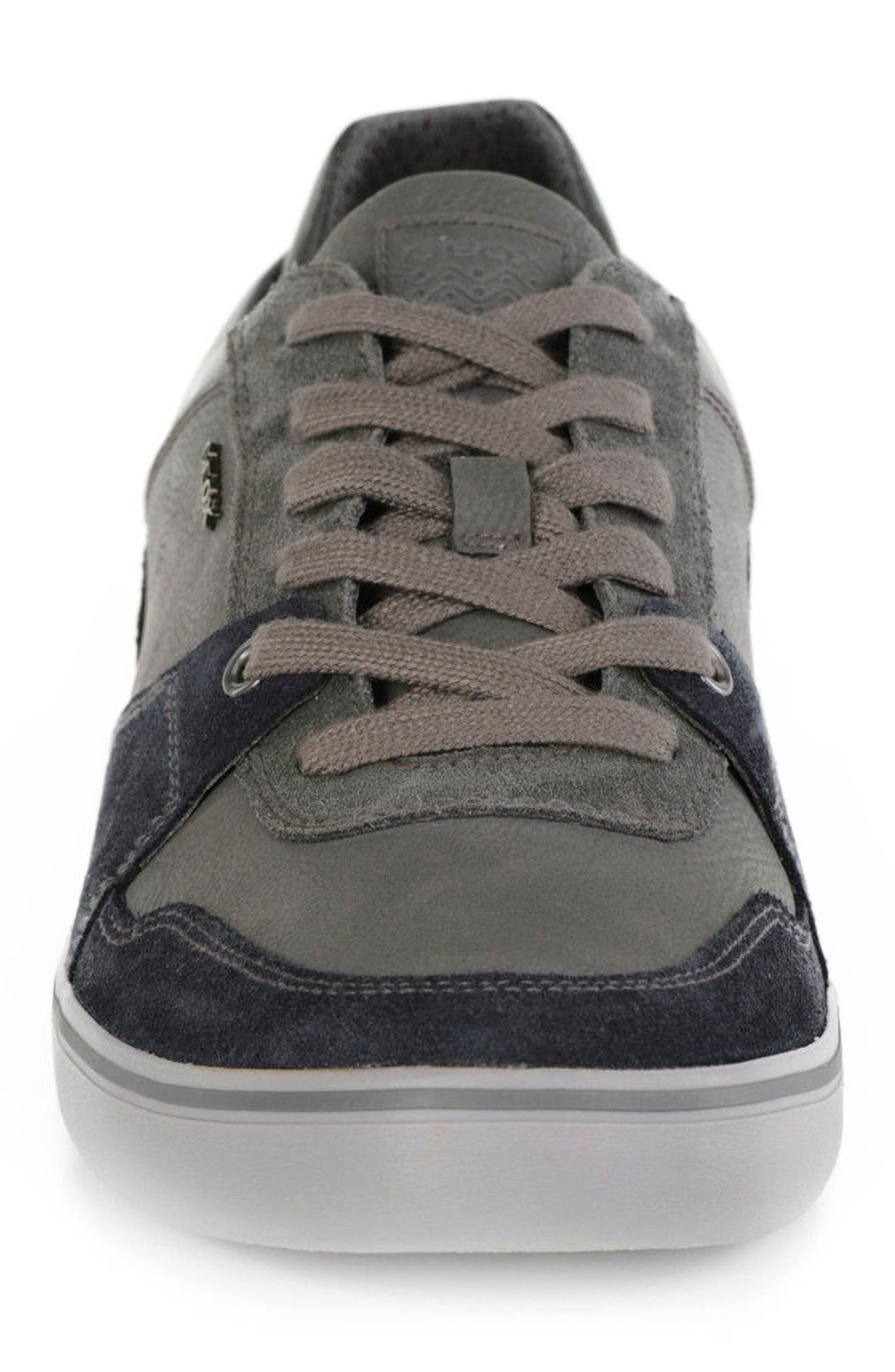 Box 26 Low Top Sneaker,                             Alternate thumbnail 4, color,                             Navy/ Anthracite