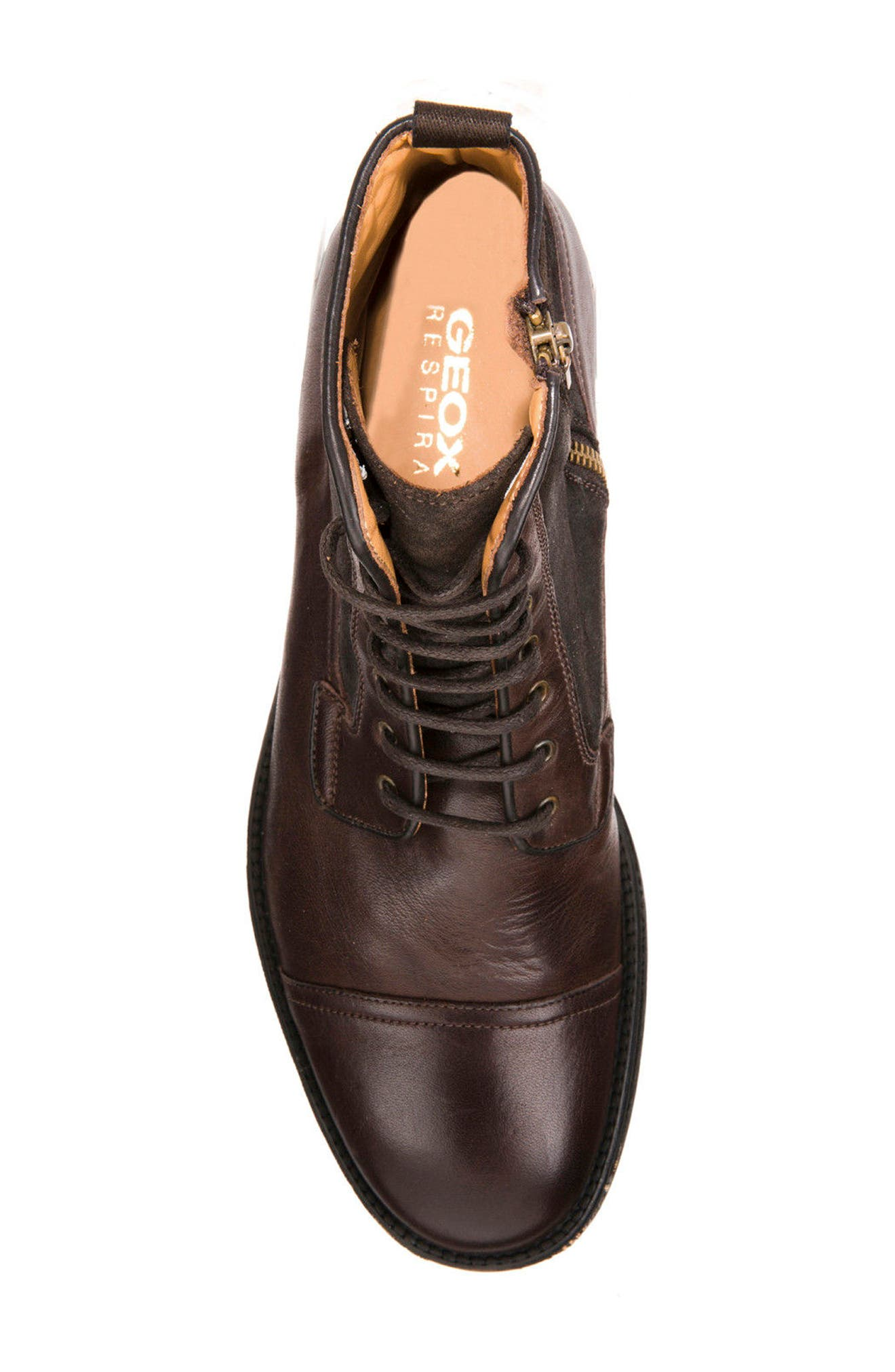 Alternate Image 6  - Geox Jaylon 12 Cap-Toe Boot (Men)