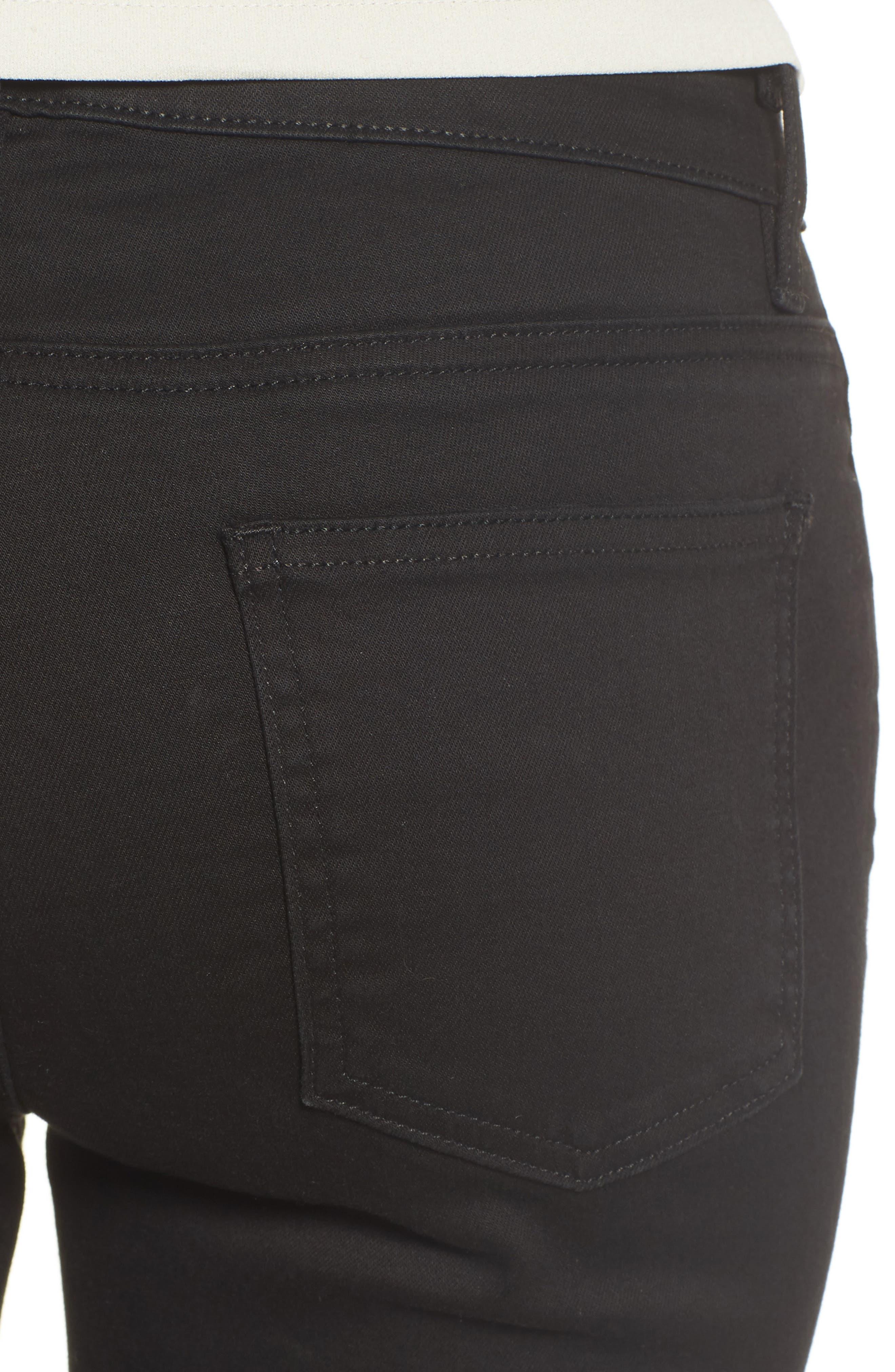 Alternate Image 4  - Eileen Fisher Stretch Skinny Jeans