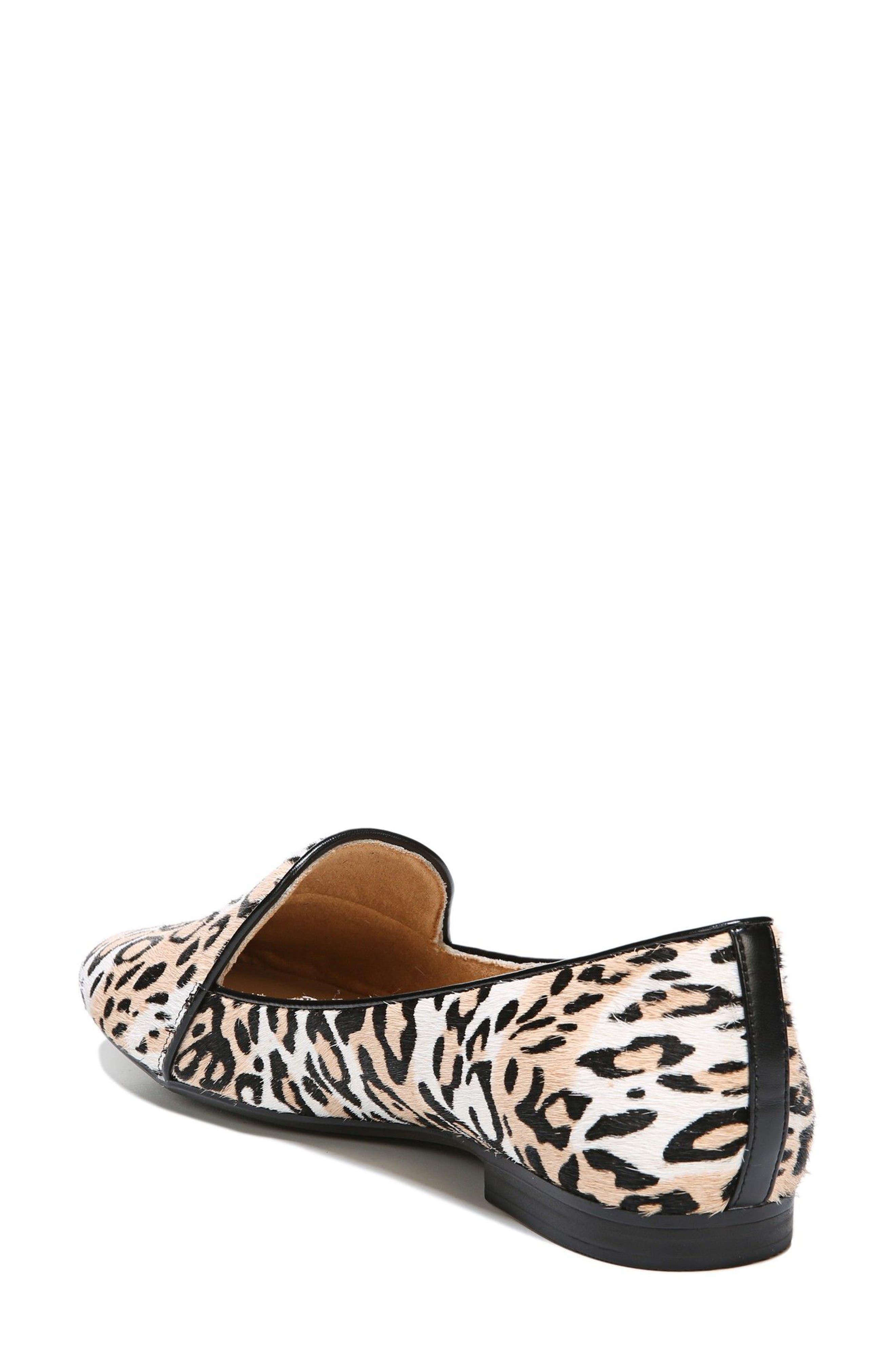 Emiline 2 Loafer,                             Alternate thumbnail 2, color,                             Cheetah Brahma Hair