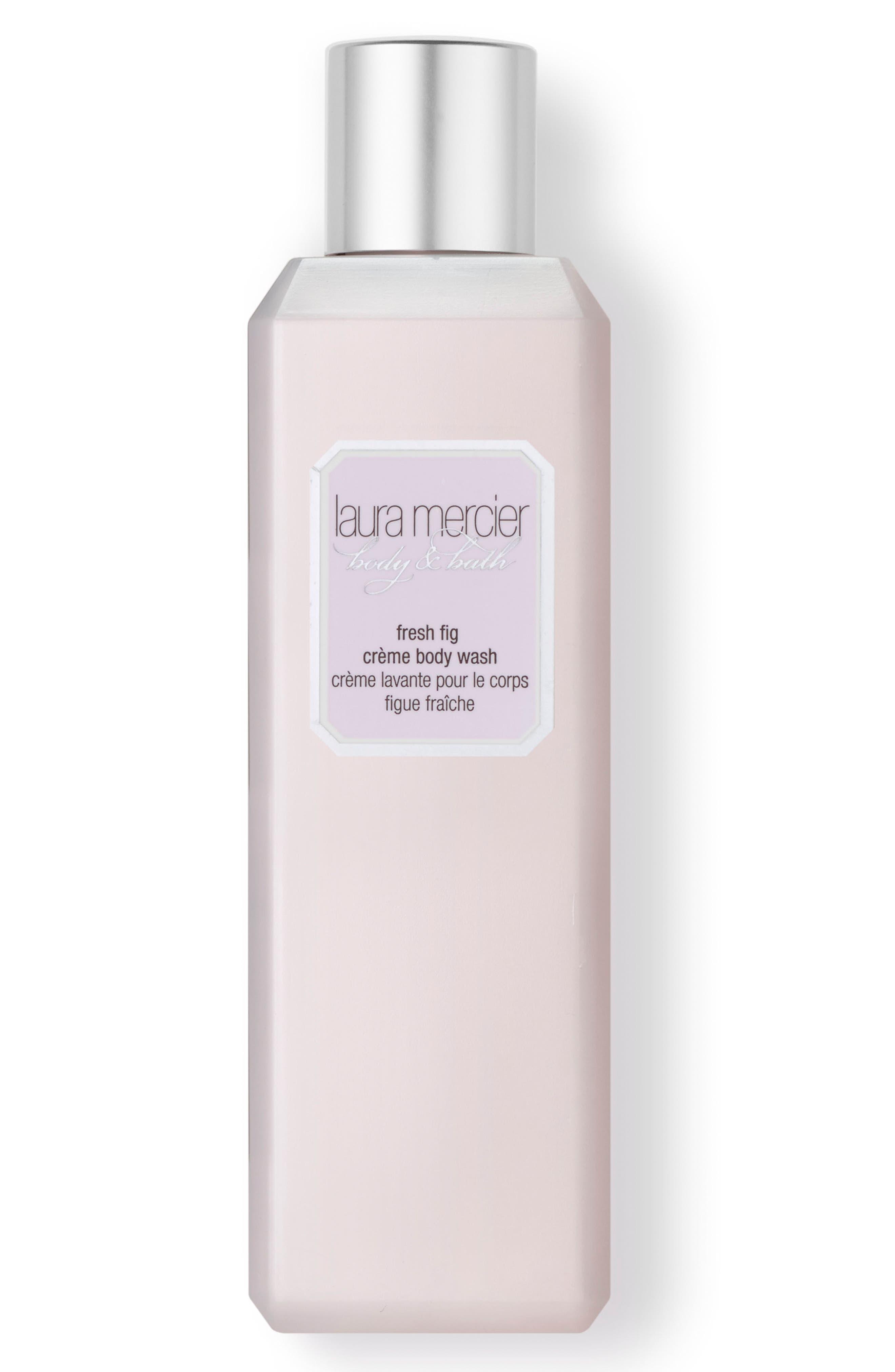 Main Image - Laura Mercier Fresh Fig Crème Body Wash