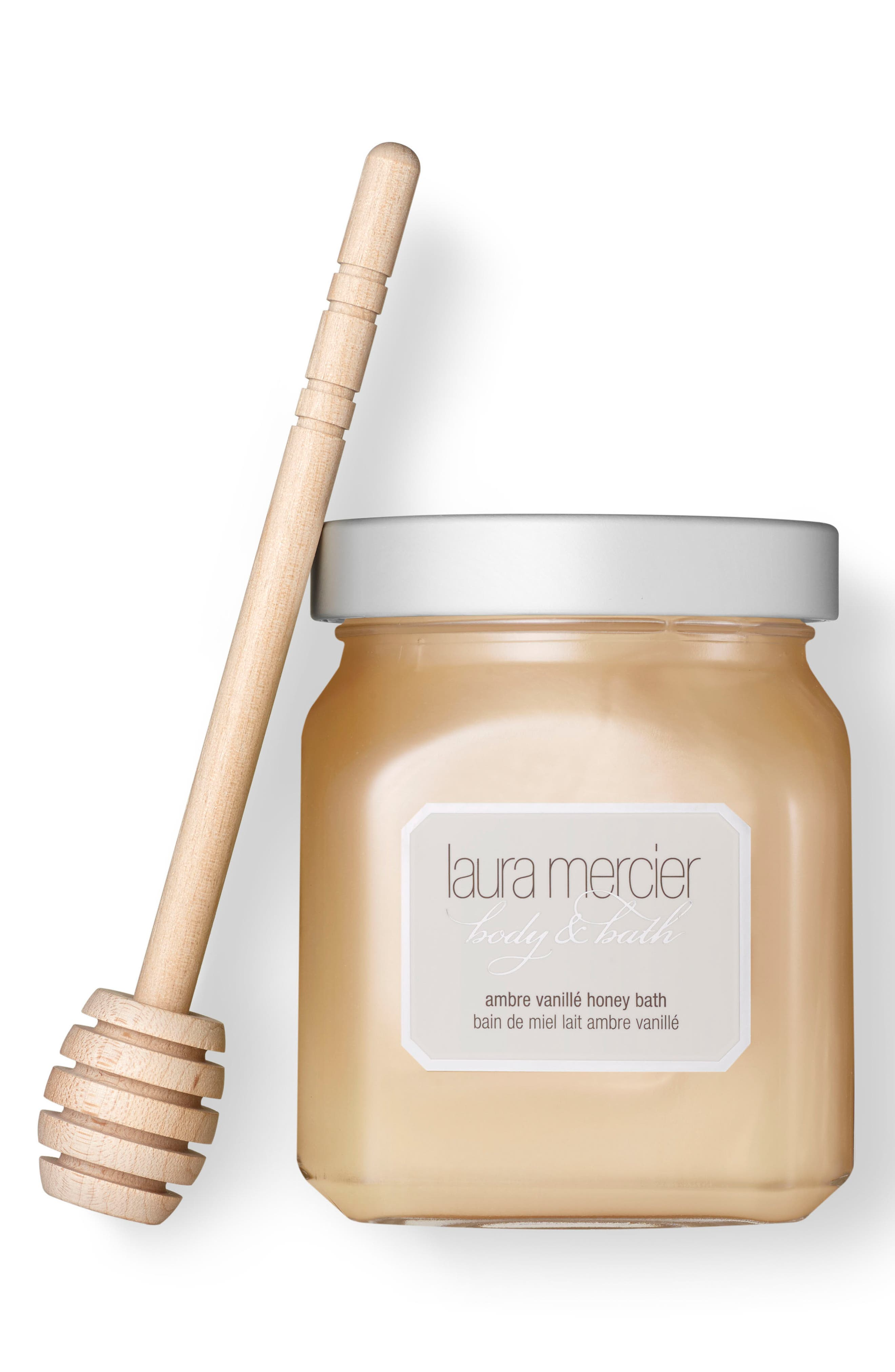 Main Image - Laura Mercier 'Ambre Vanillè' Honey Bath