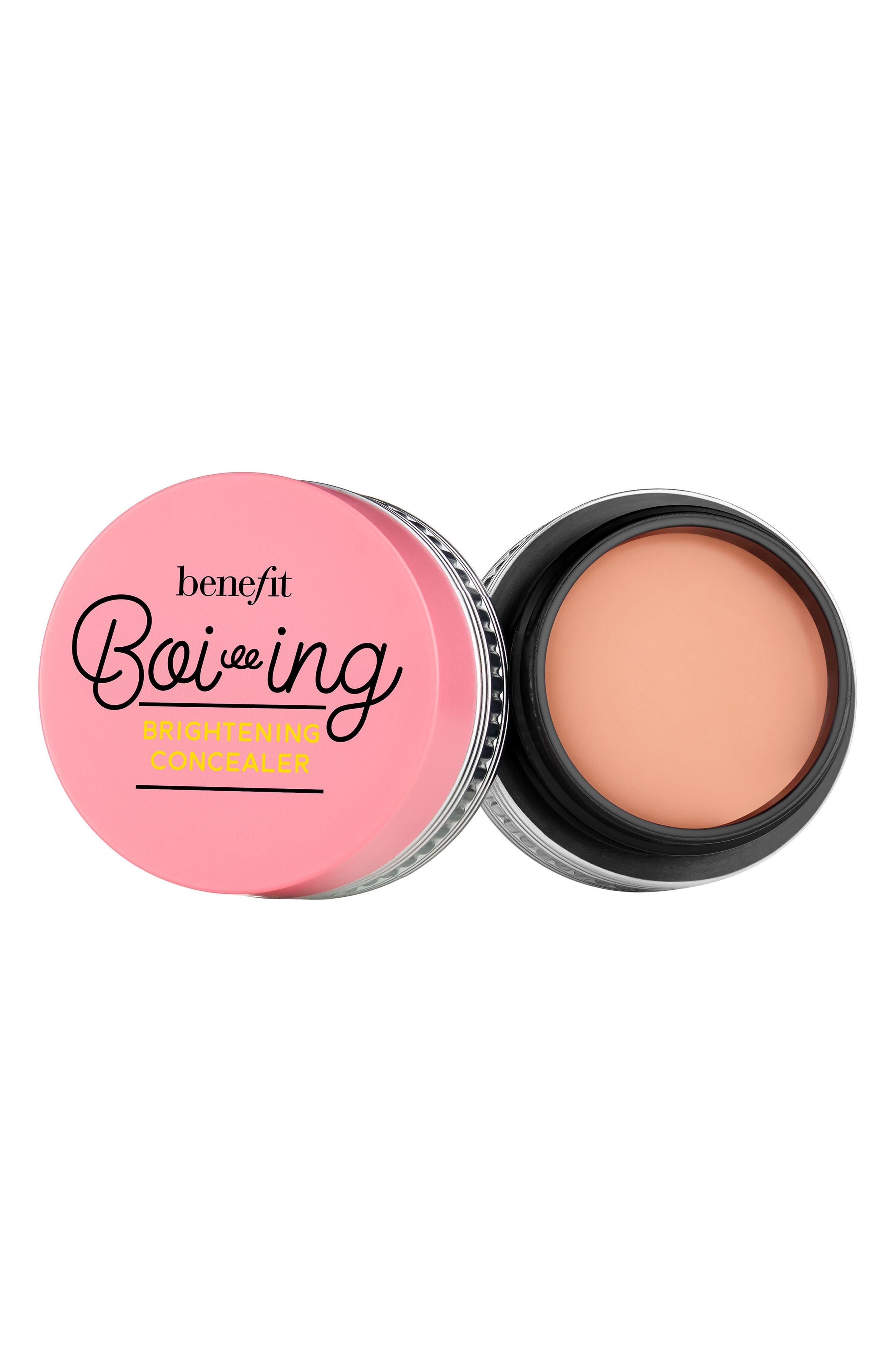 Benefit Boi-ing Brightening Concealer,                         Main,                         color, 02 - Light / Medium