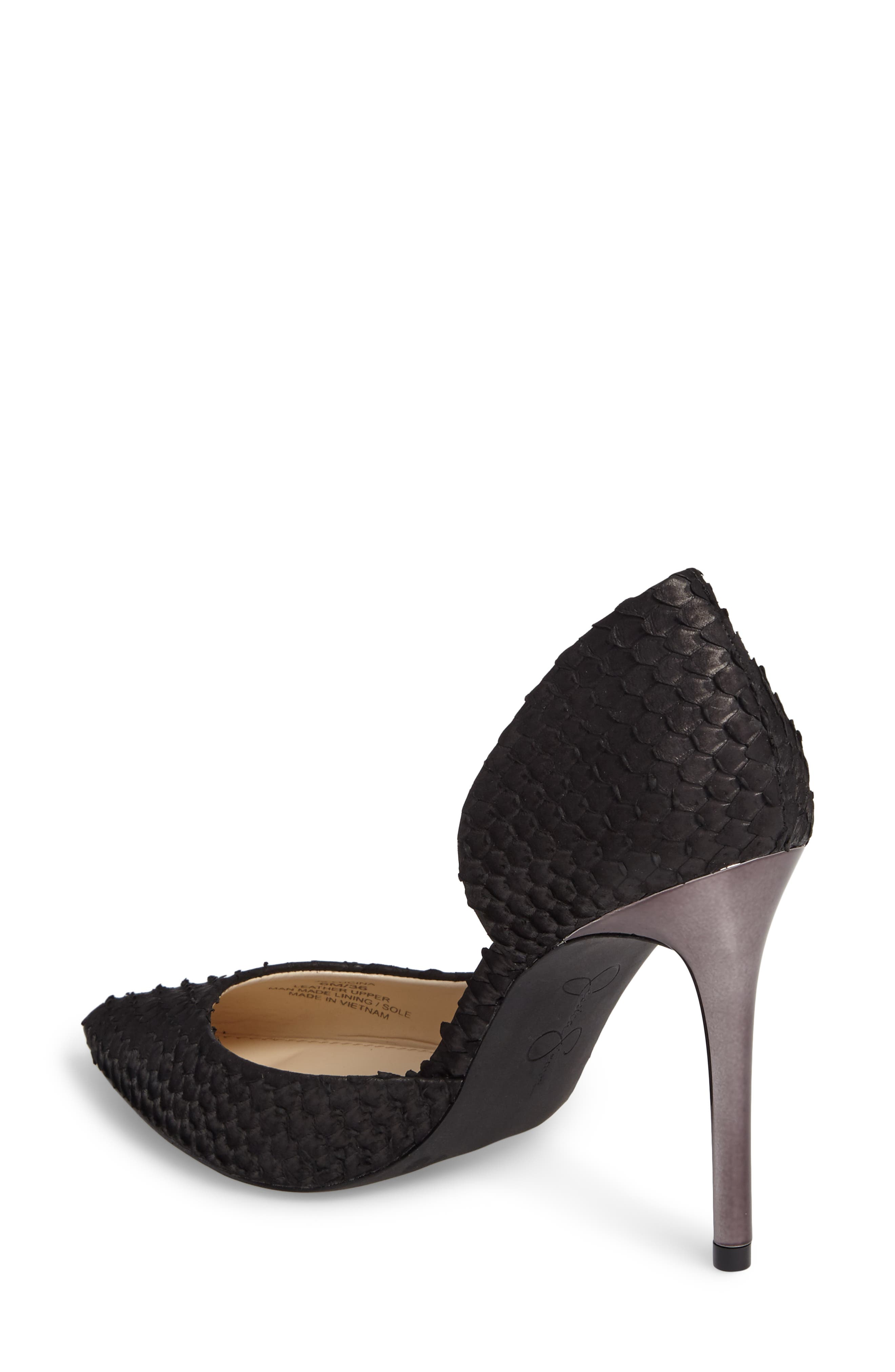 Alternate Image 2  - Jessica Simpson Lucina Pump (Women)