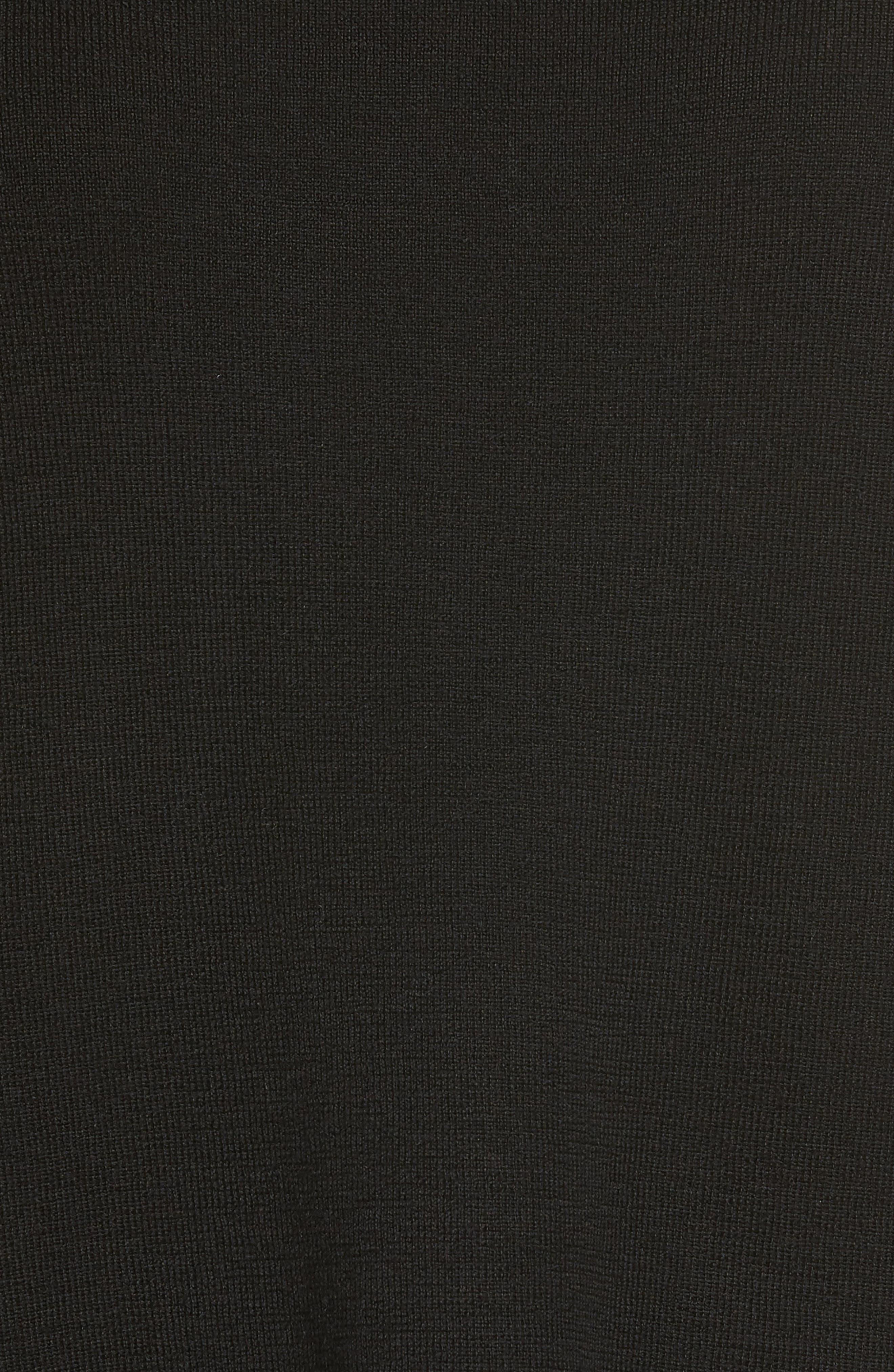 Alternate Image 5  - Eileen Fisher Merino Wool V-Neck Top