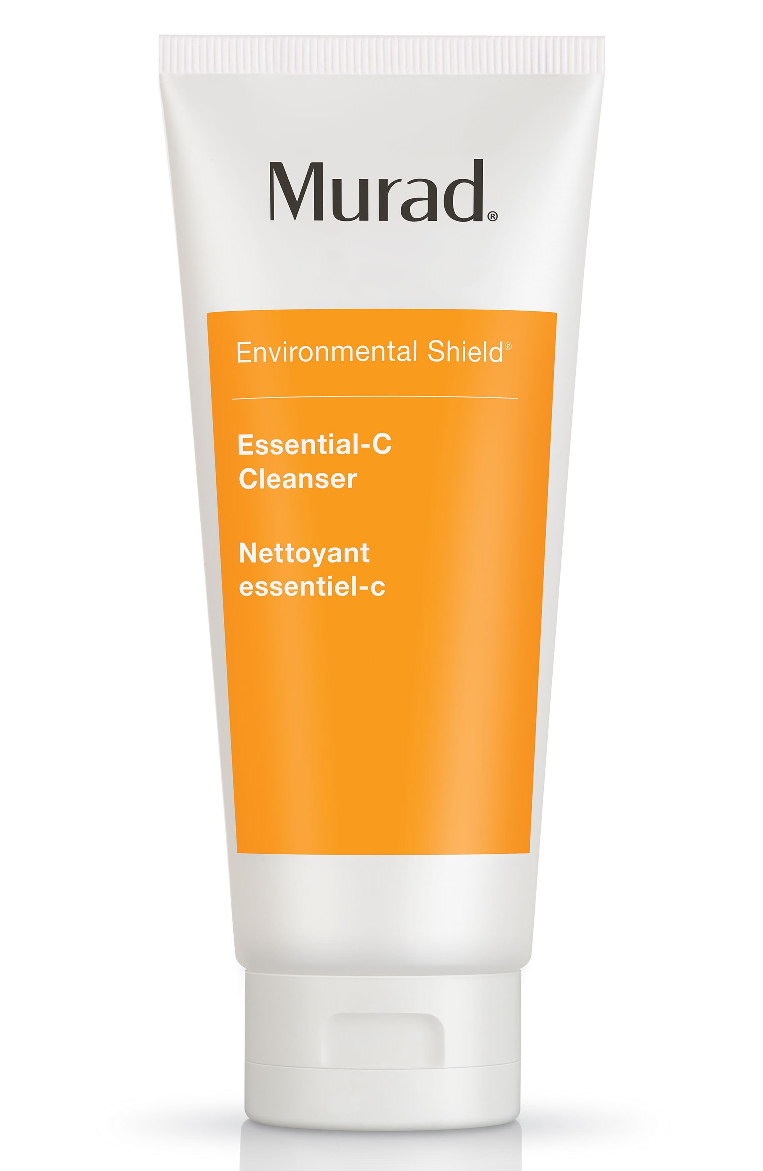 Essential-C Cleanser,                         Main,                         color, No Color