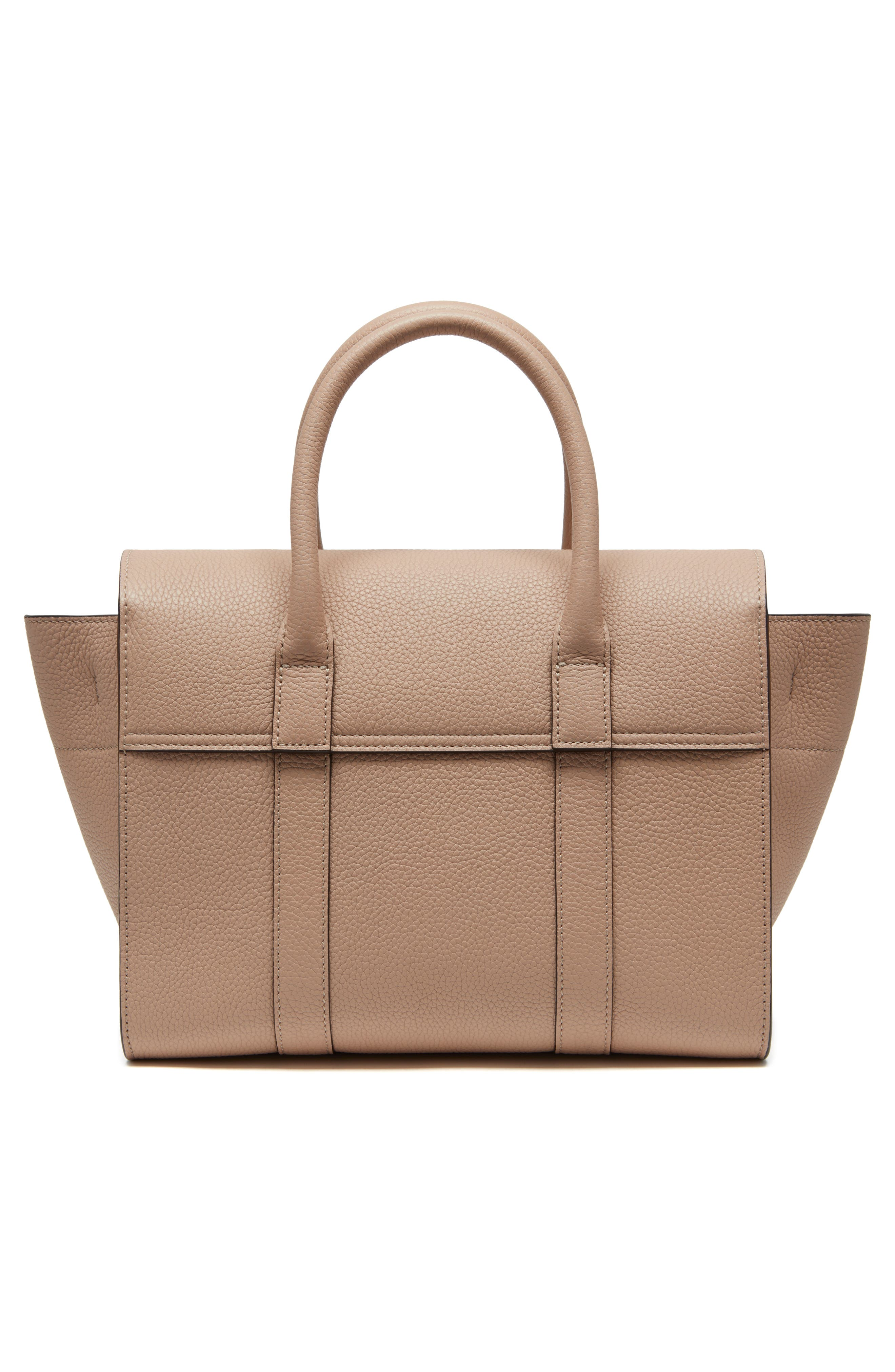 Alternate Image 2  - Mulberry Small Bayswater Leather Satchel