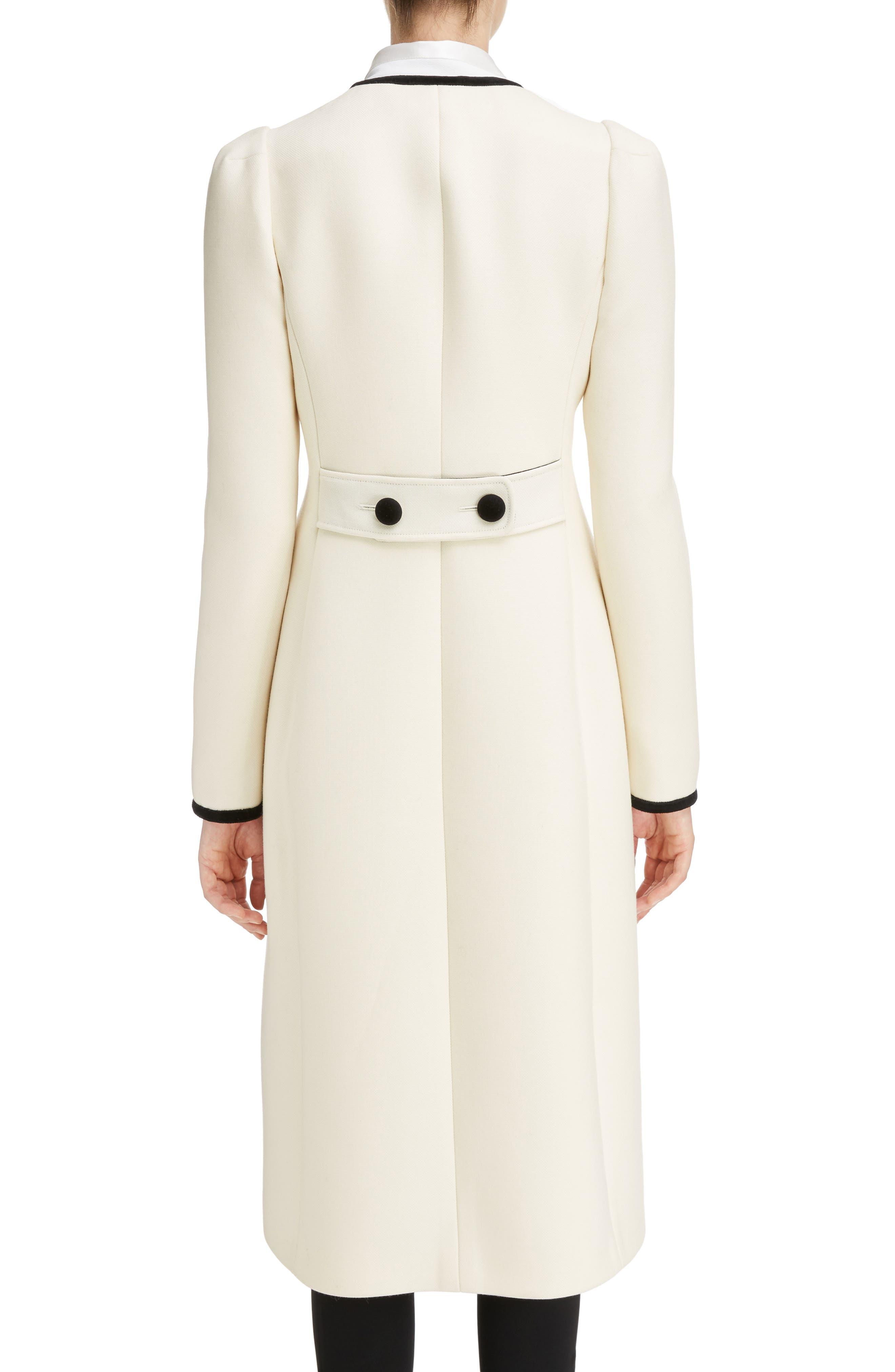 Alternate Image 2  - Altuzarra Bellasio Double Breasted Wool Coat