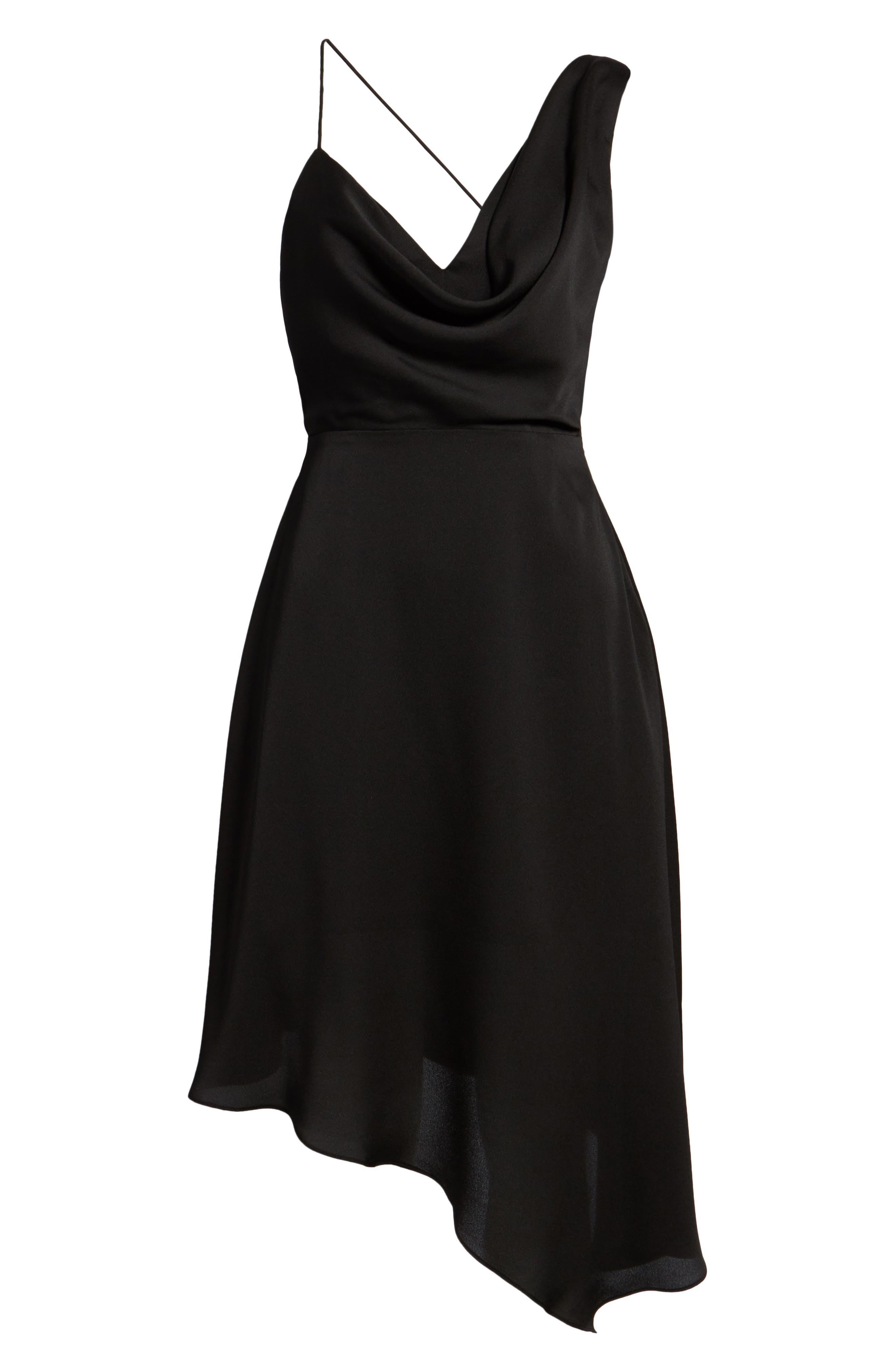 Alternate Image 7  - Keepsake the Label Sidelines Chiffon Midi Dress