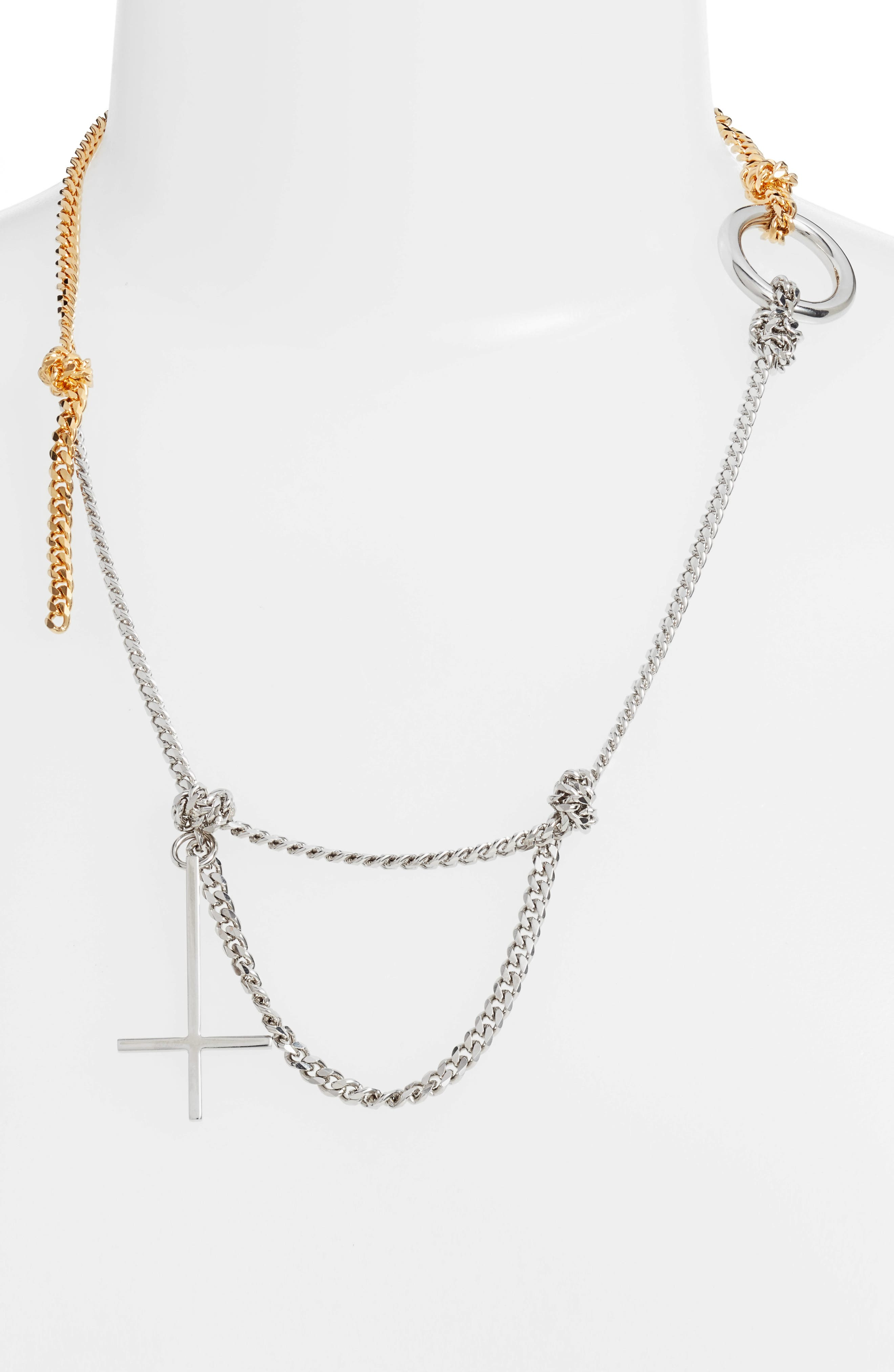 ALEXANDER WANG Station Necklace