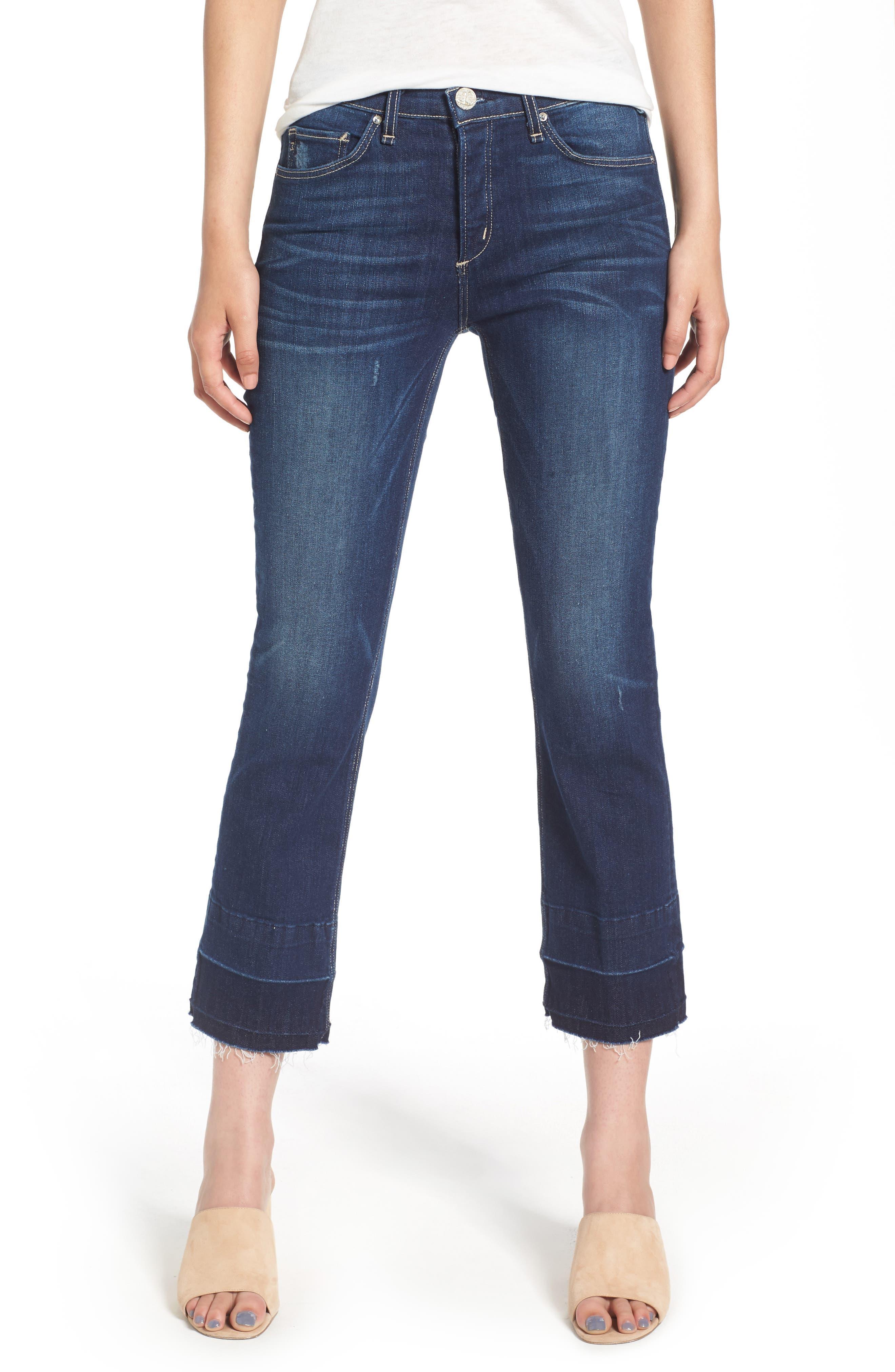 MCGUIRE Gainsbourg Crop Jeans