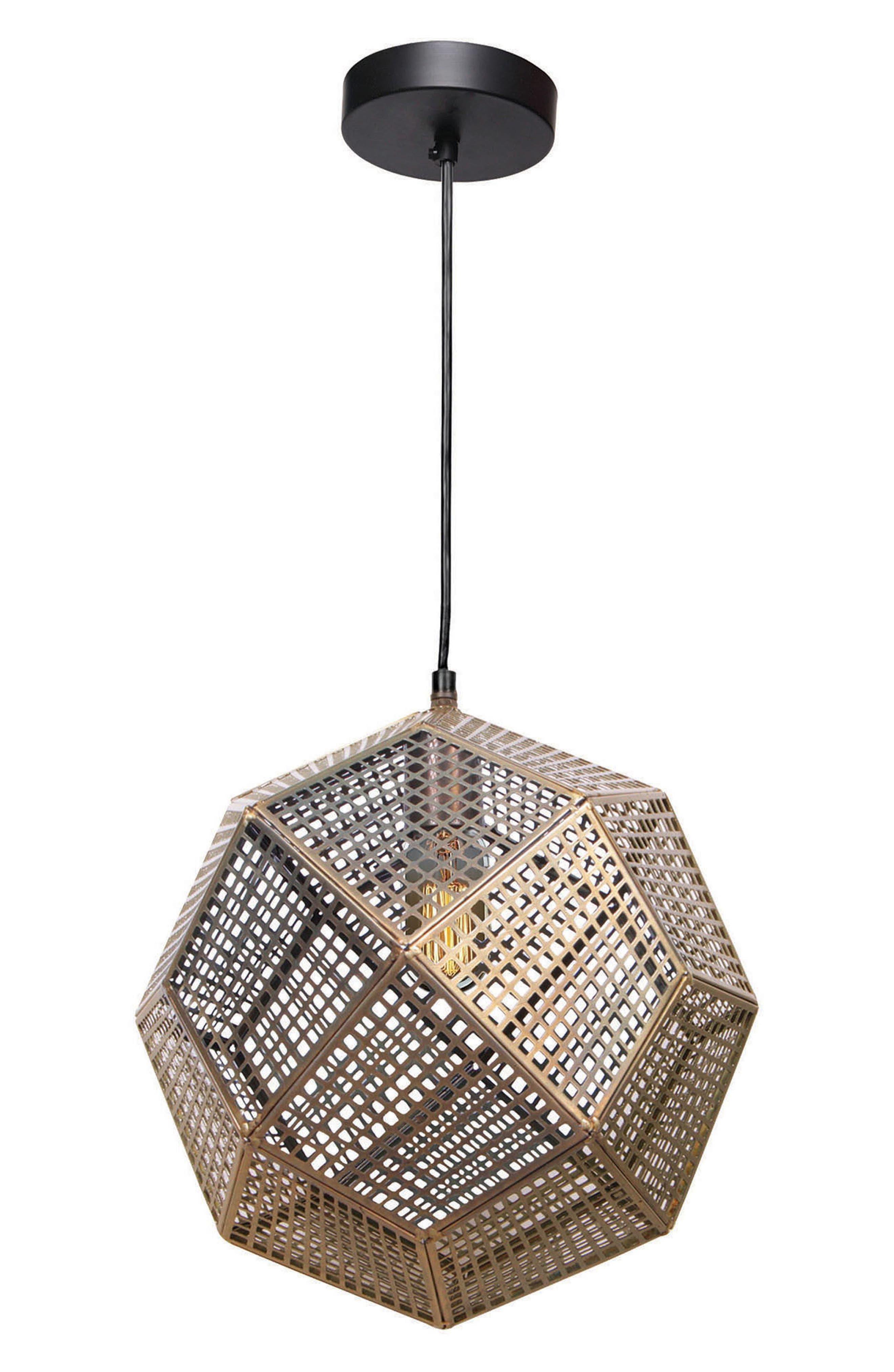 'Skars' Ceiling Light Fixture,                         Main,                         color, Brass