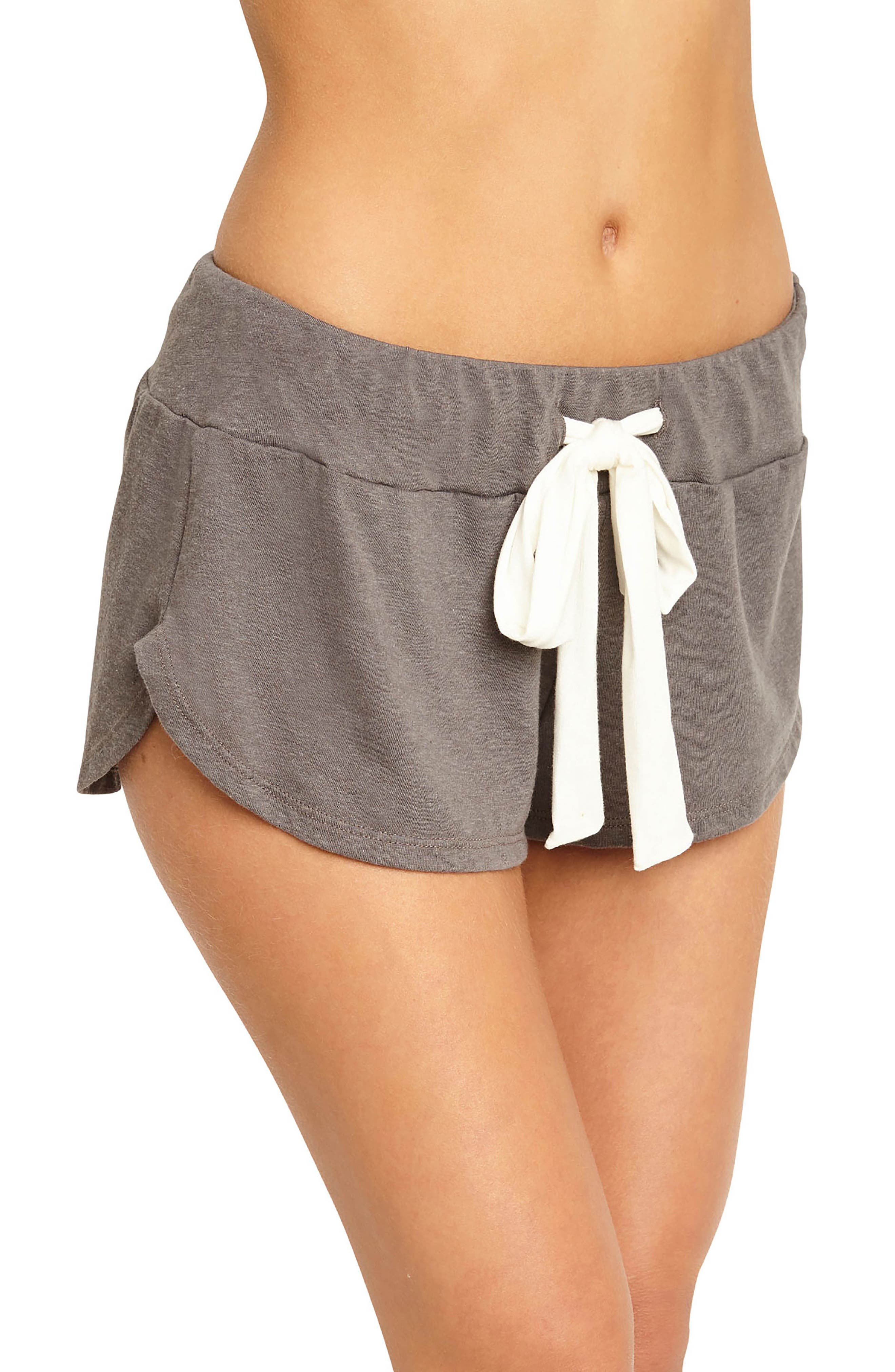 Eberjey Heather Knit Shorts
