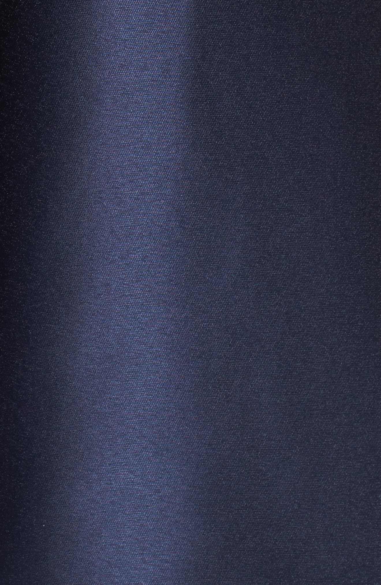 Alternate Image 5  - Eliza J Off the Shoulder High/Low Gown