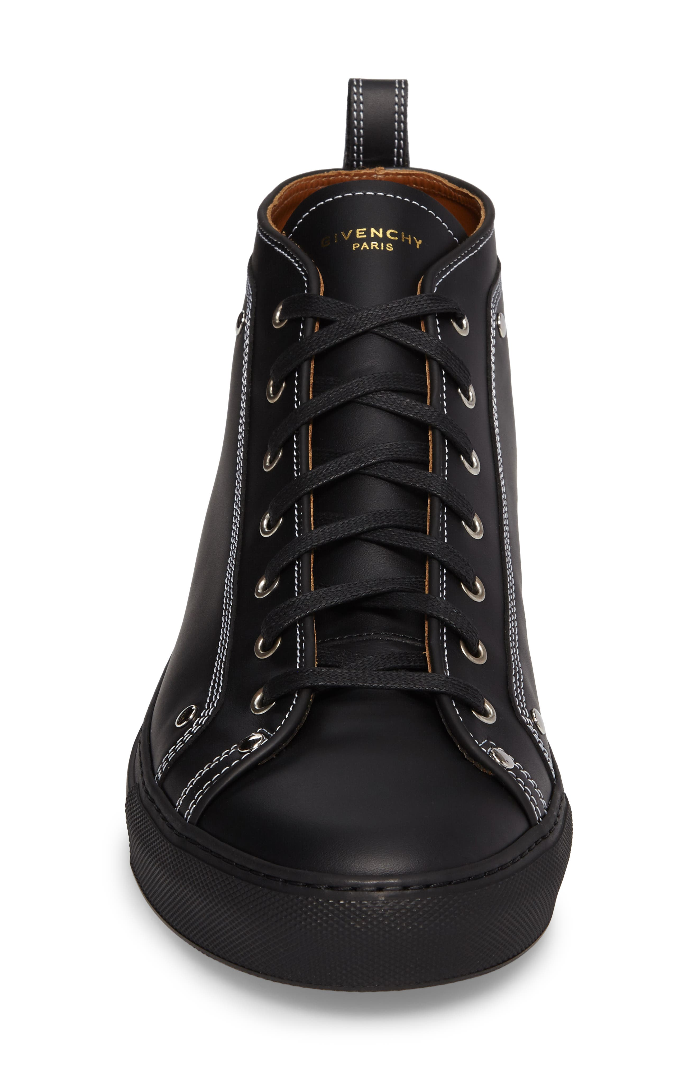 Alternate Image 4  - Givenchy High Top Sneaker (Men)