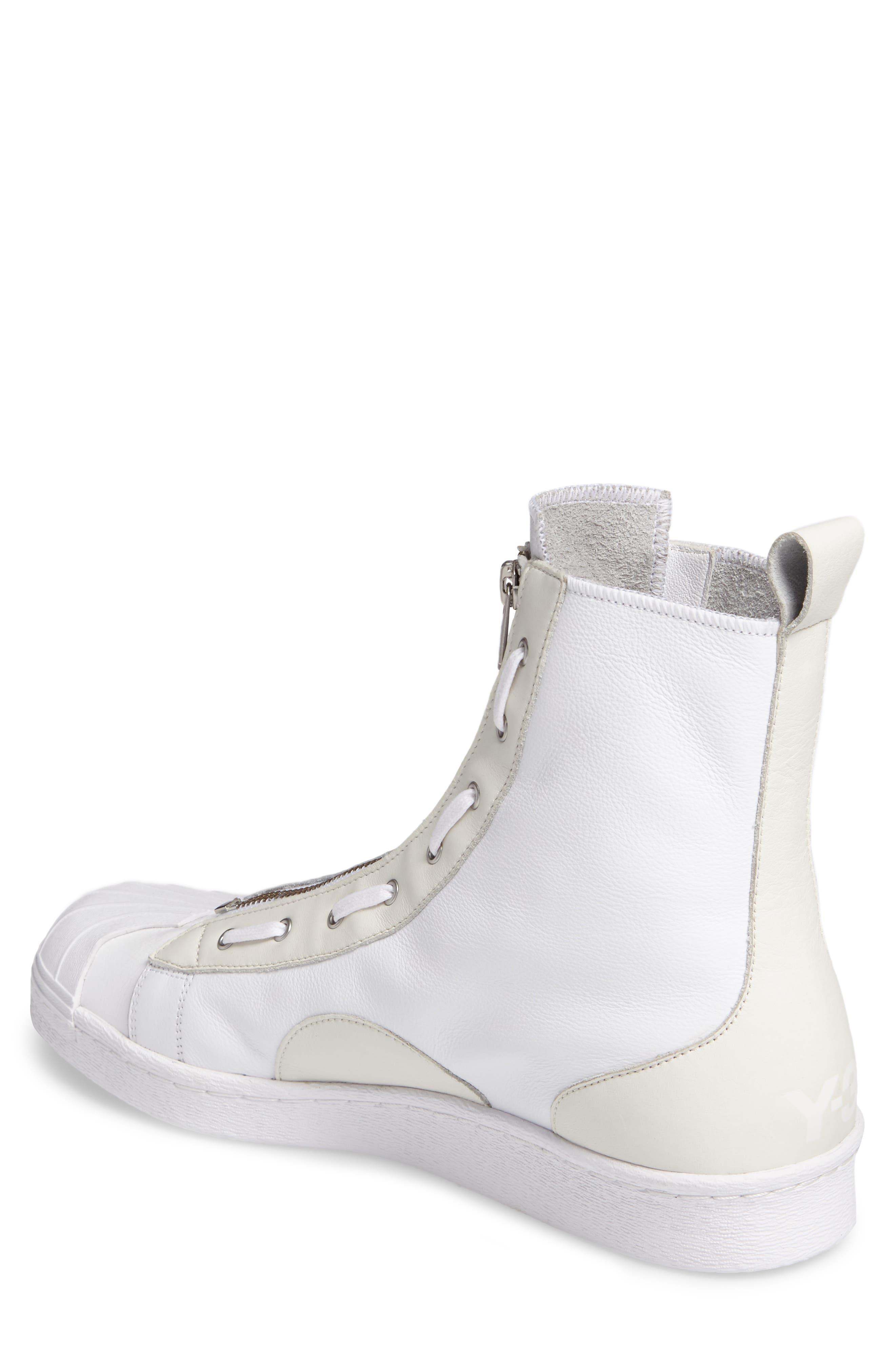 Alternate Image 2  - Y-3 'Pro' High Top Sneaker (Men)