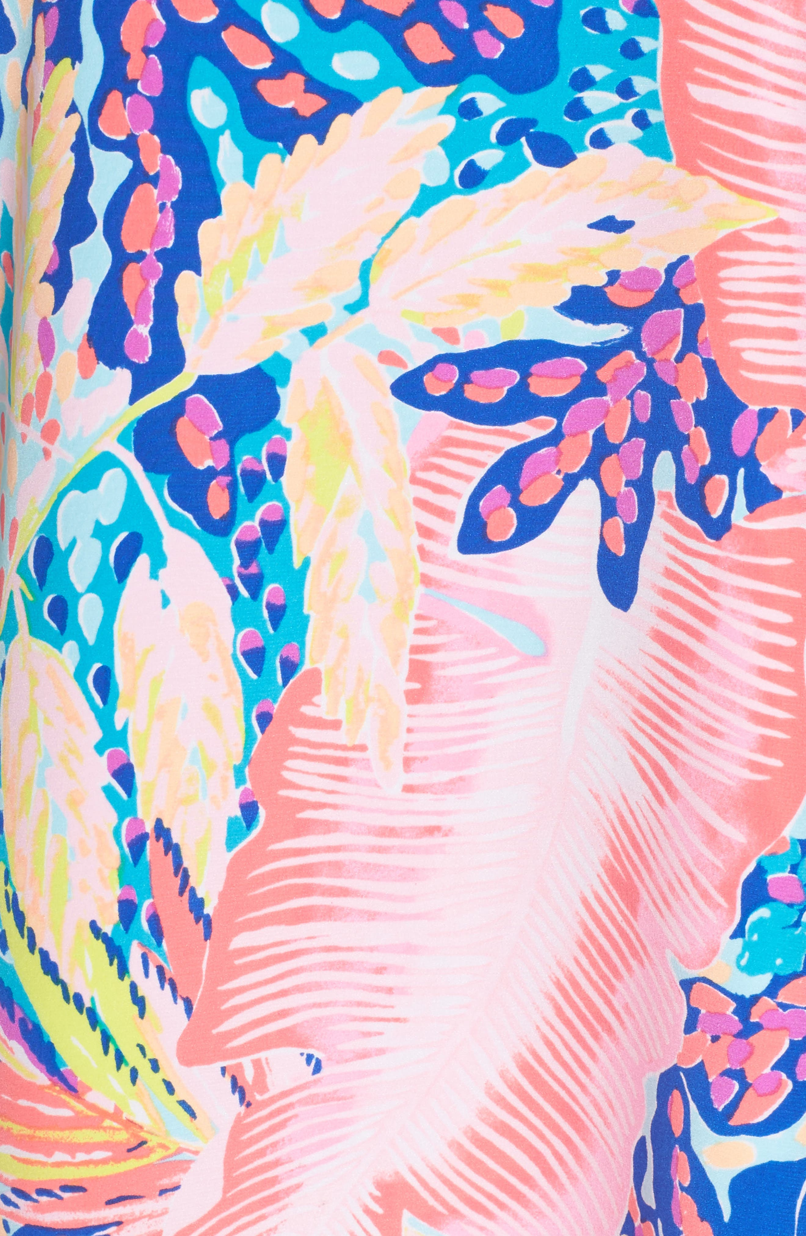 Alternate Image 4  - Lilly Pulitzer® Jackie Silk Shift Dress