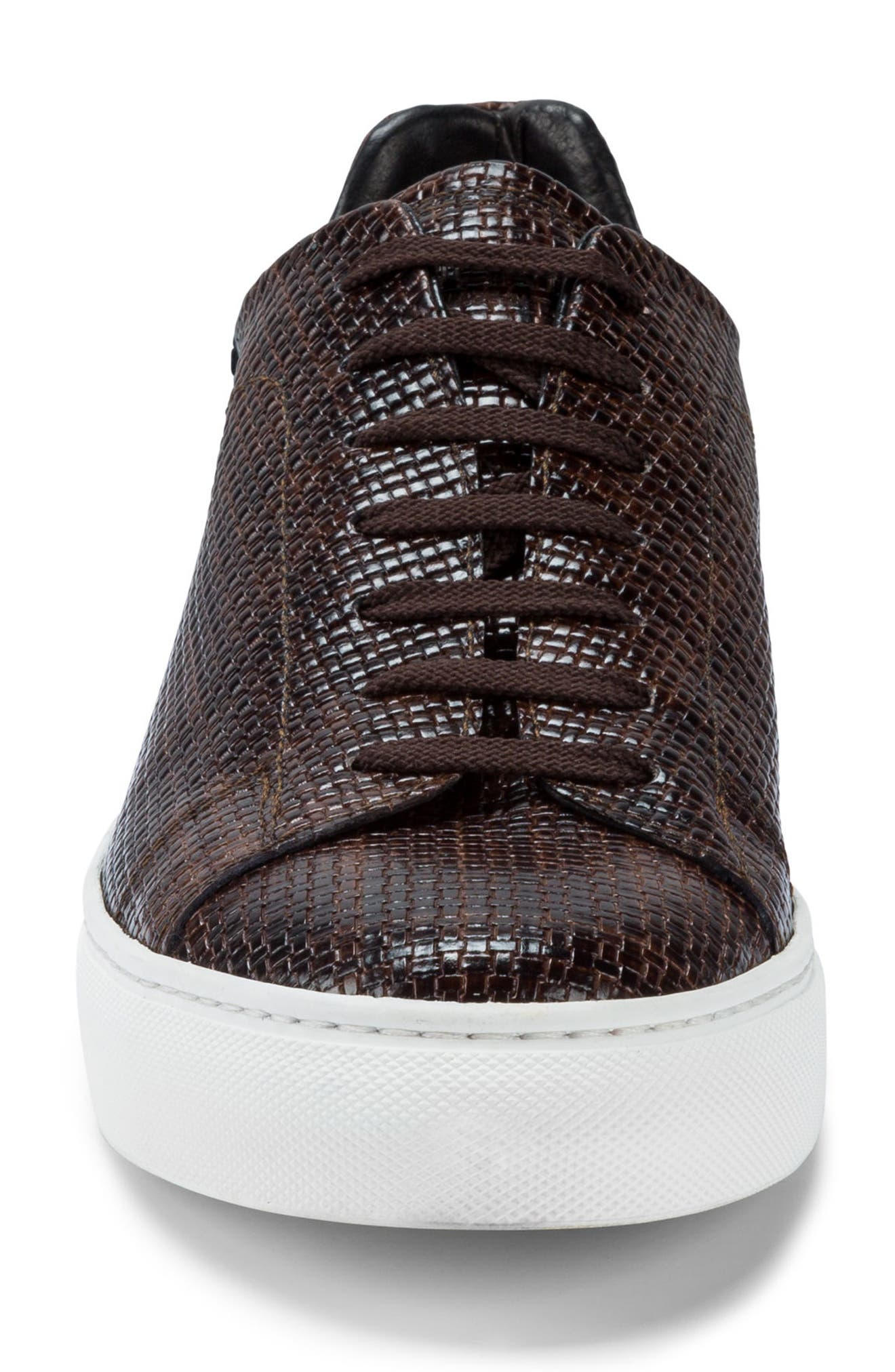 Alternate Image 4  - Bugatchi Wimbledon Sneaker (Men)