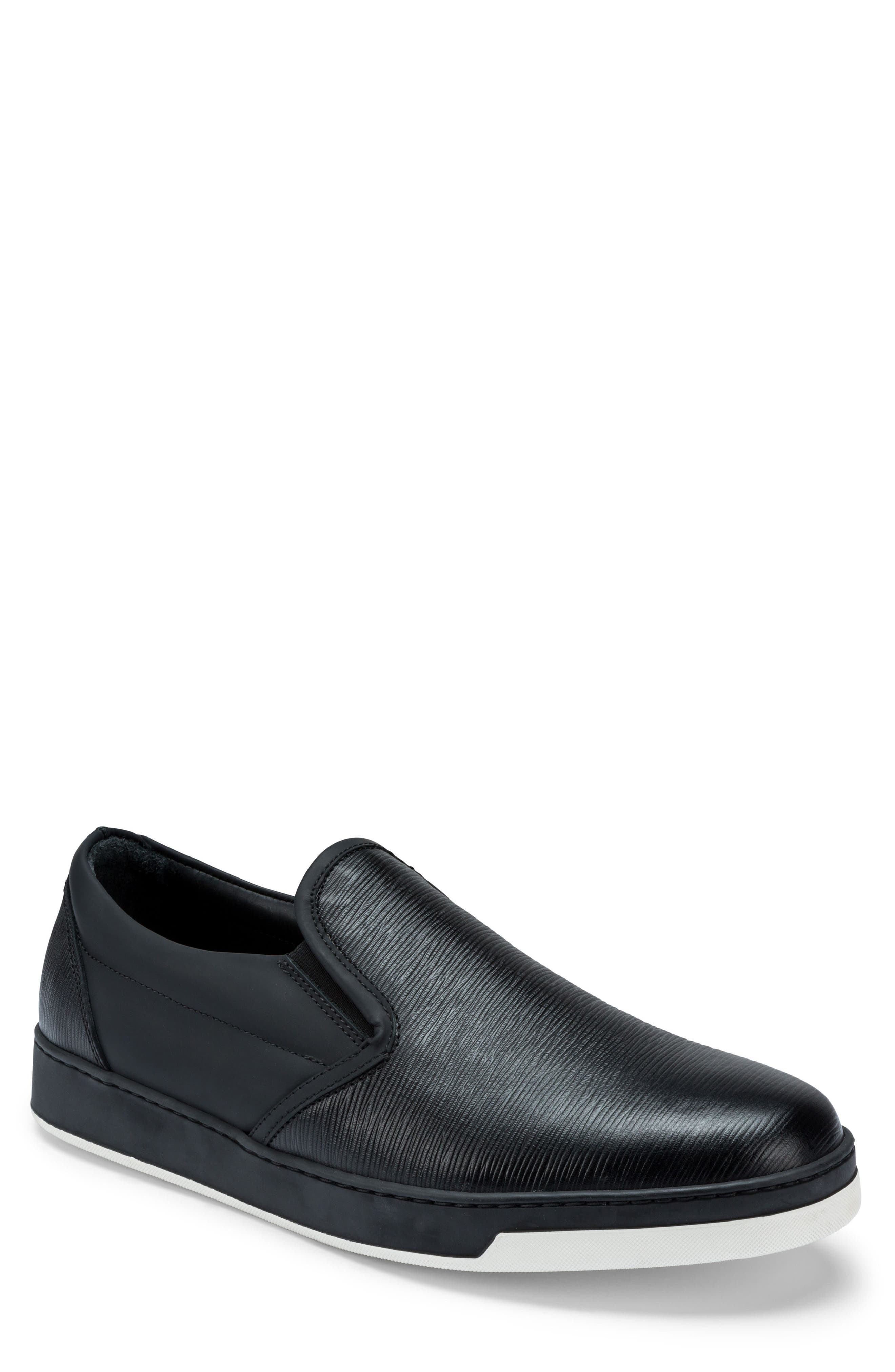 Main Image - Bugatchi Santorini Slip-On Sneaker (Men)